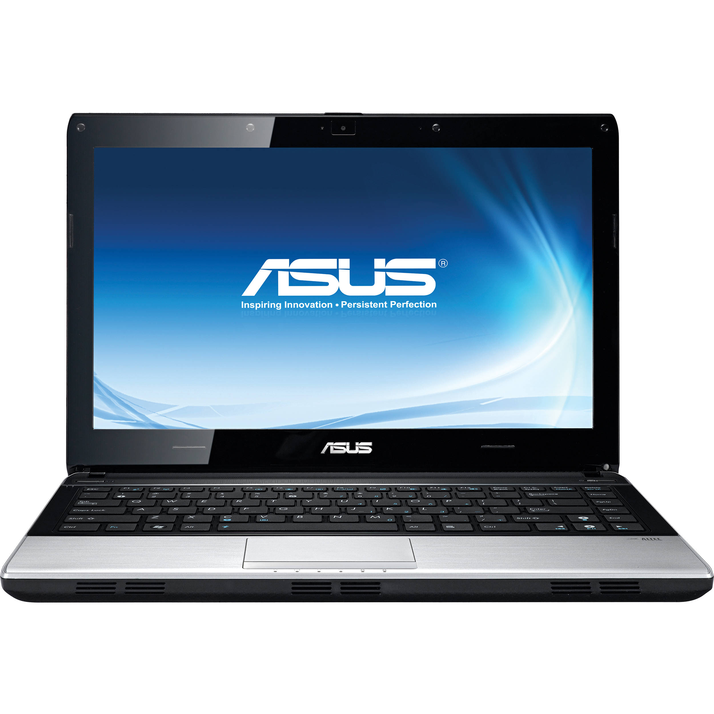 Asus U31JG Notebook Management Mac