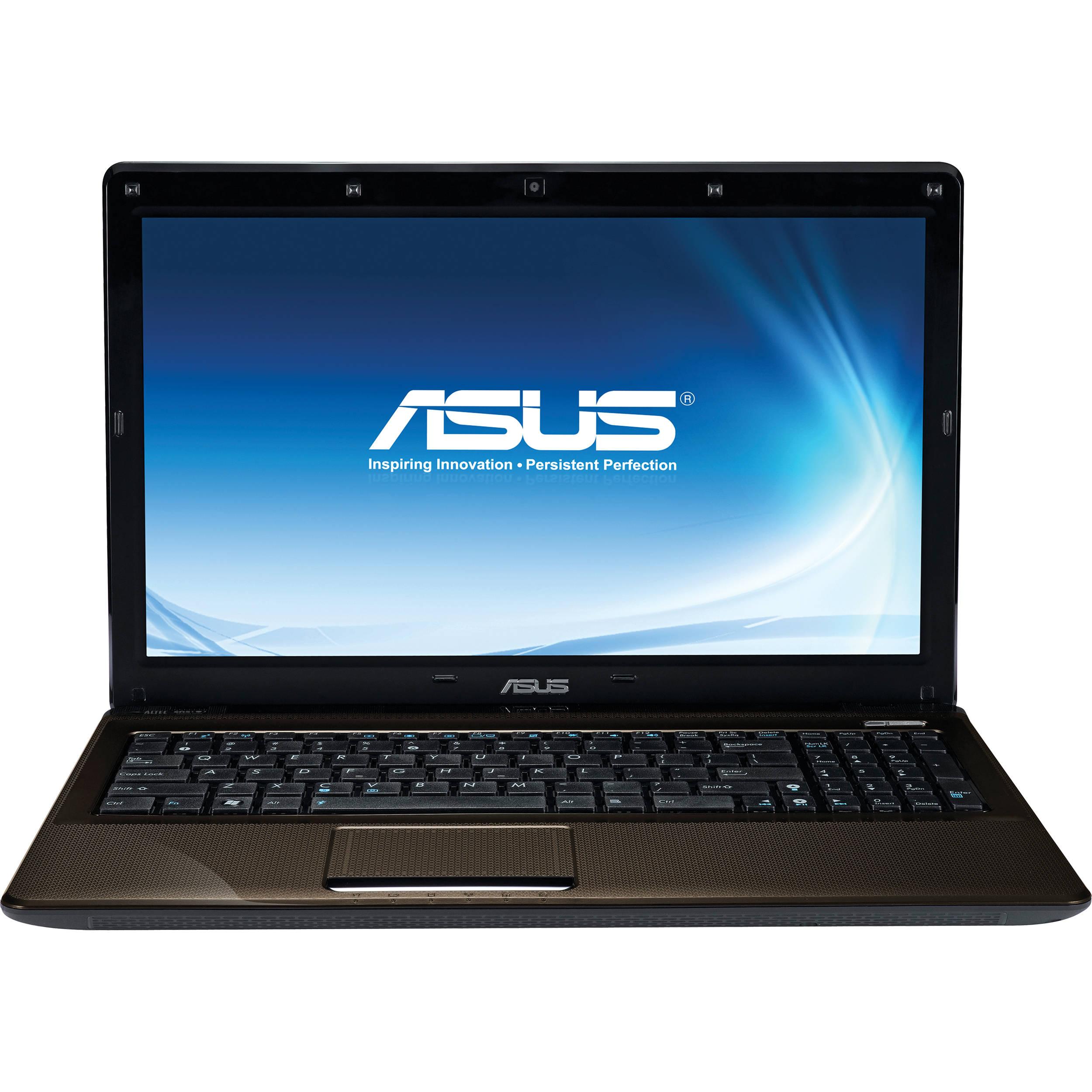 Asus K52JU Notebook Power4Gear Hybrid Windows 8