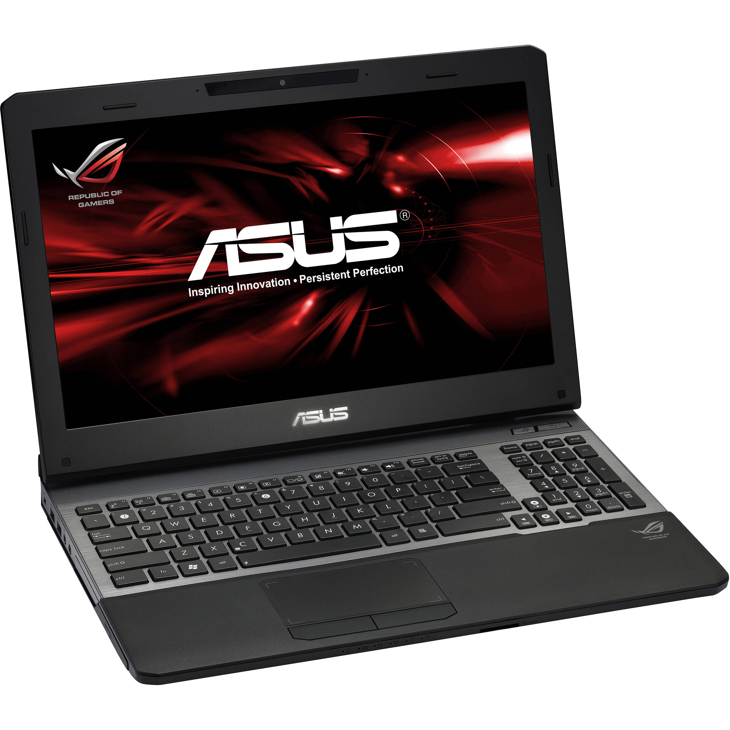 ASUS G55VW RAPID STORAGE WINDOWS VISTA DRIVER