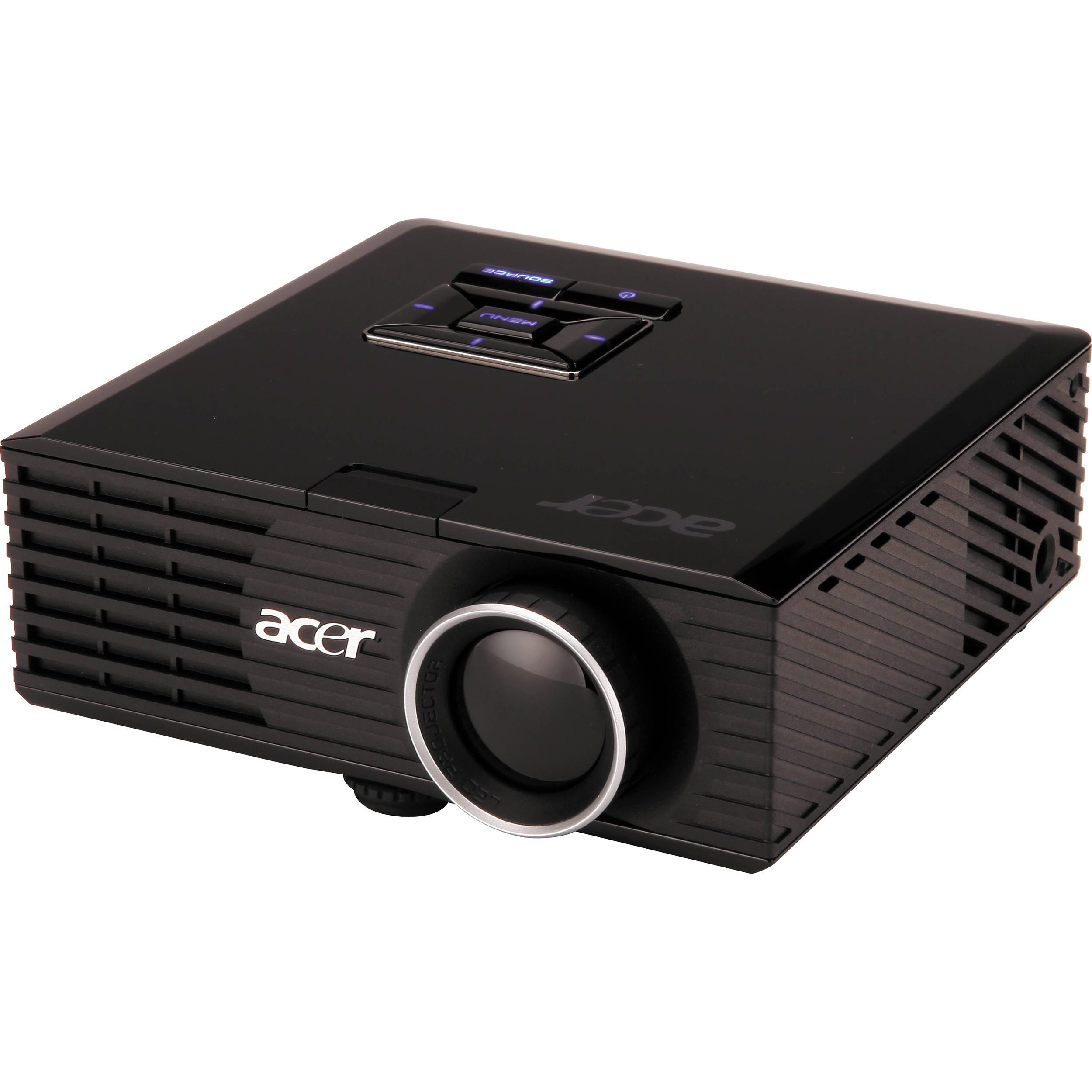 Acer k11 dlp portable projector ey b h photo video for Best portable projector