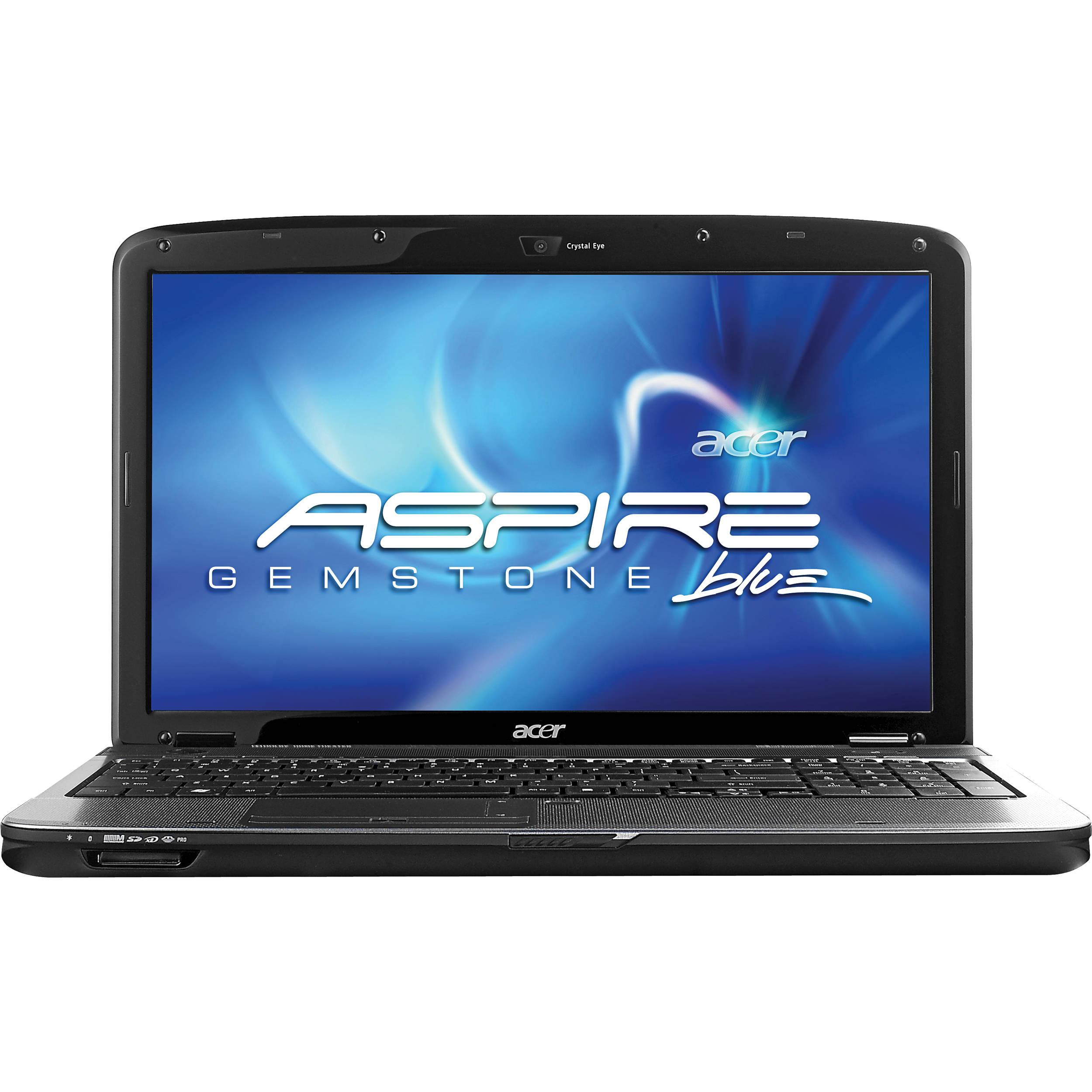 Acer Aspire 5740 Specs
