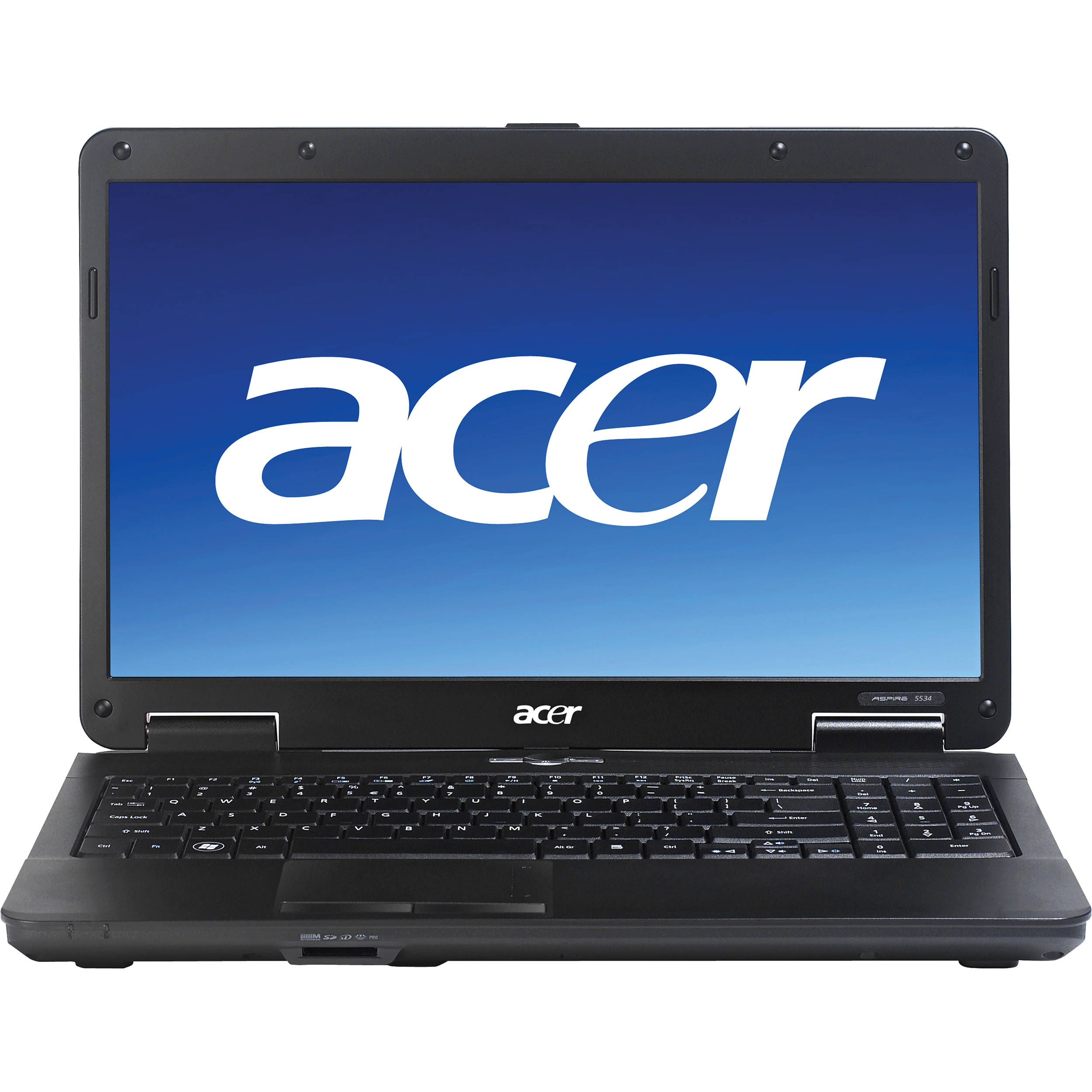"Acer Aspire AS5334-2598 15.6"" Laptop Computer (Black)"