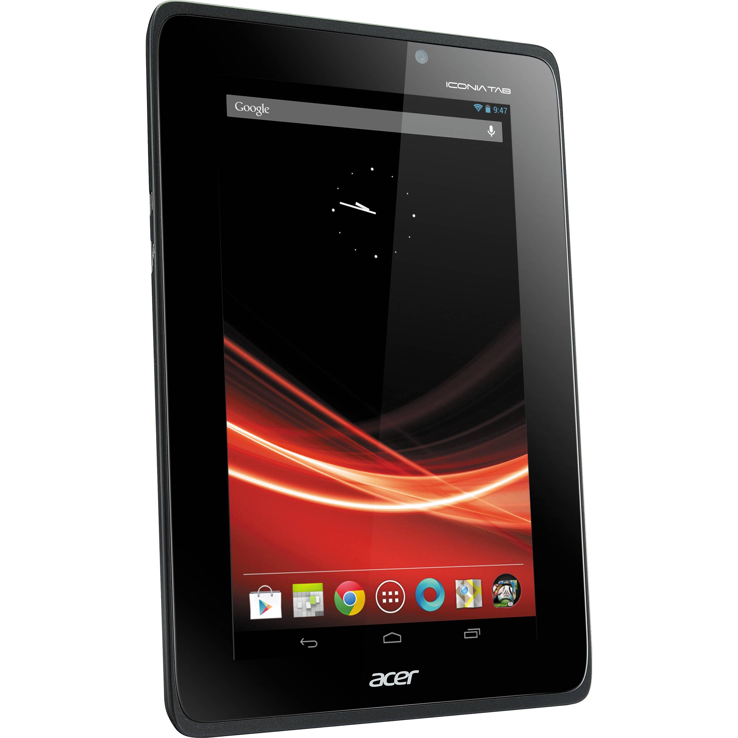 acer 8gb iconia tab a series a110 07g08u 7 ht hapaa 001 rh bhphotovideo com Acer Iconia Tab 7 Acer Iconia Tab A200 10G16u