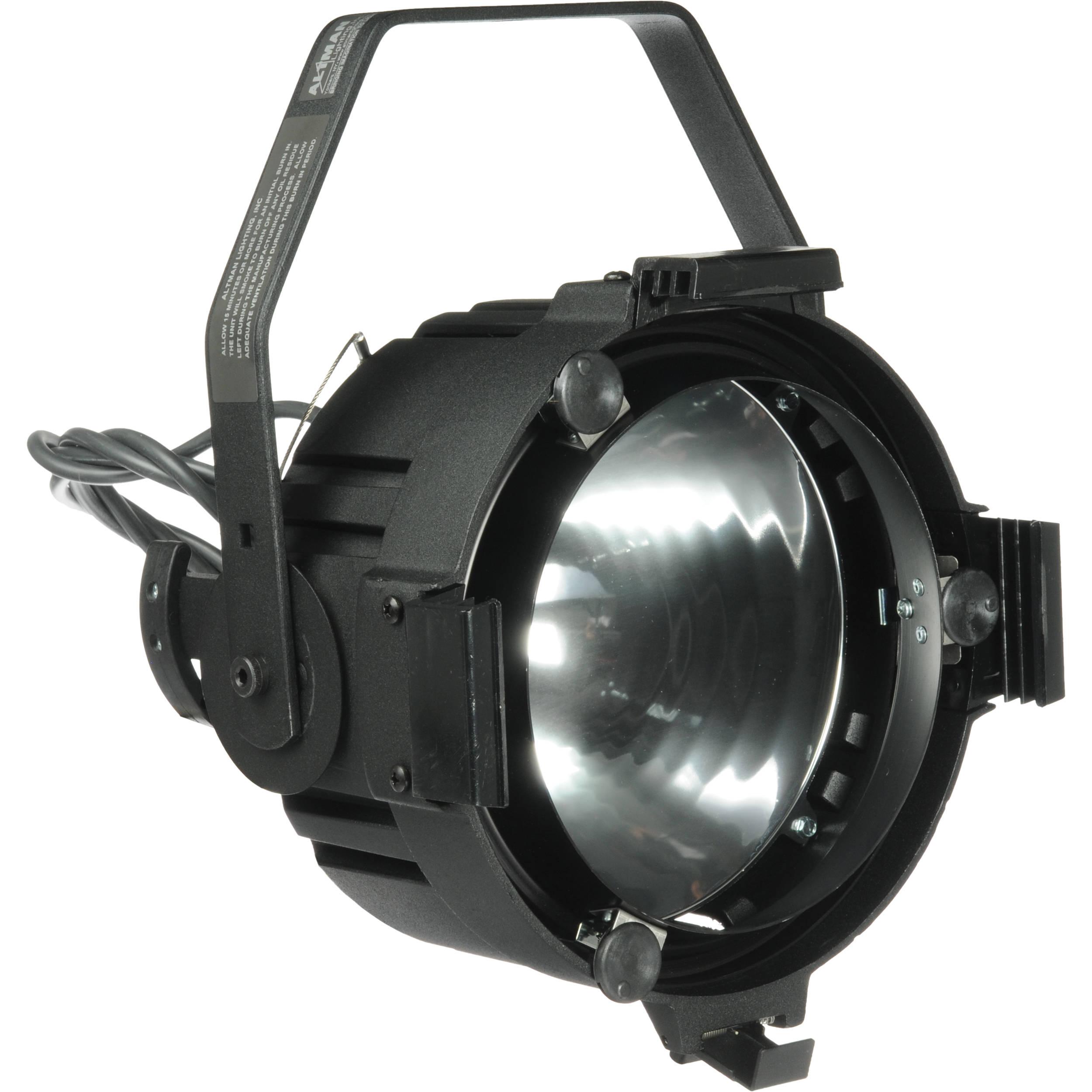 Altman 575W Star PAR Spotlight/Floodlight SP-A-220-HPL-BL B&H