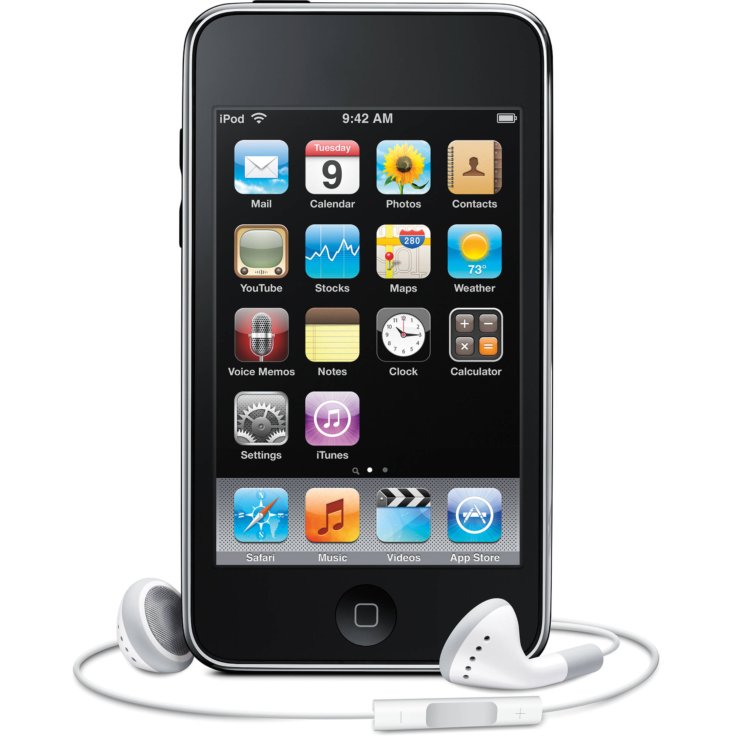 Apple [Refurbished] iPod touch 3rd Generation MC008LL/AR B&H