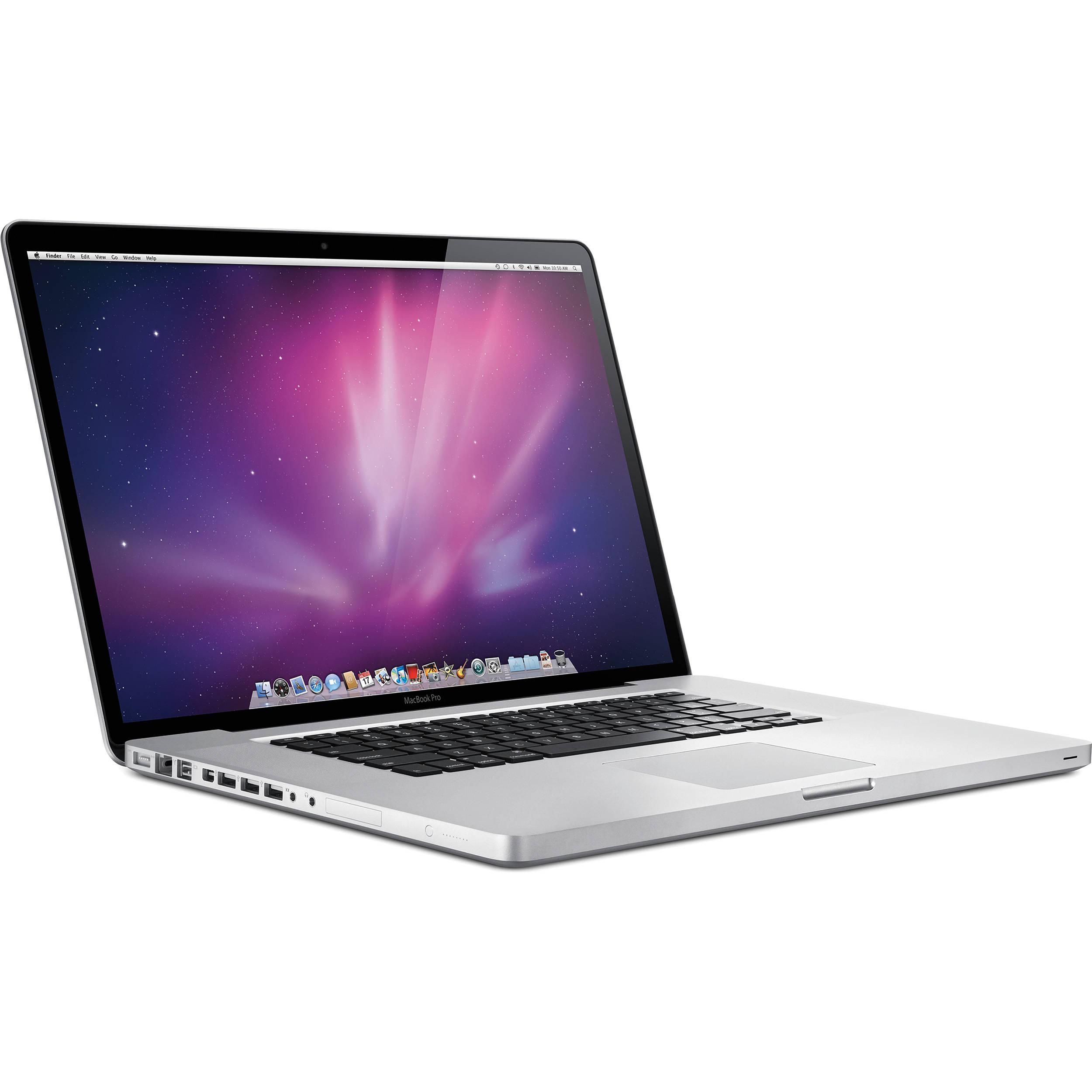 Apple 17 Quot Macbook Pro Notebook Computer Z0gp 0002 B Amp H Photo