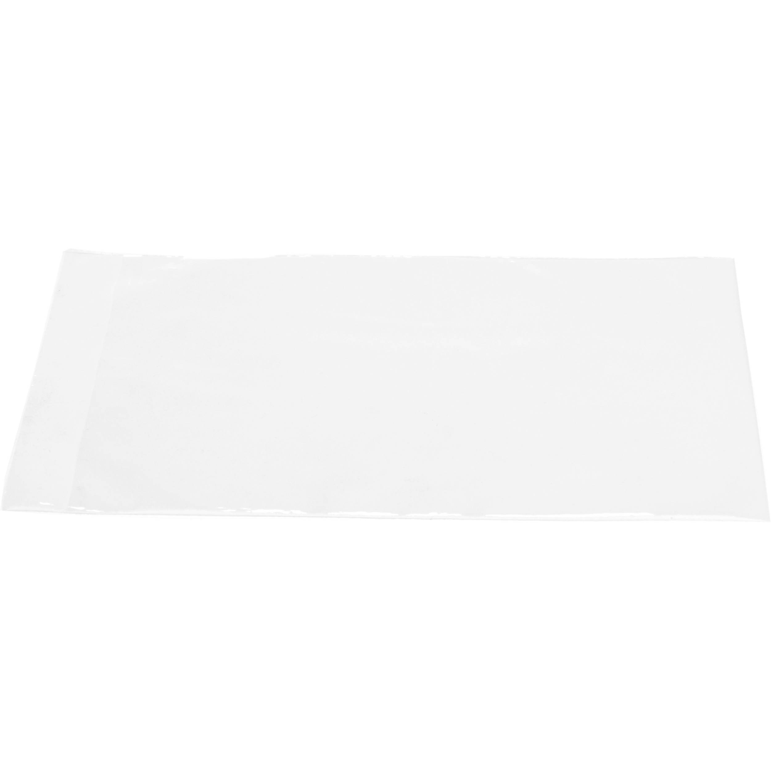 Archival Methods Polyethylene Bags With 1 Flap For Prints 16 3 X 20 25
