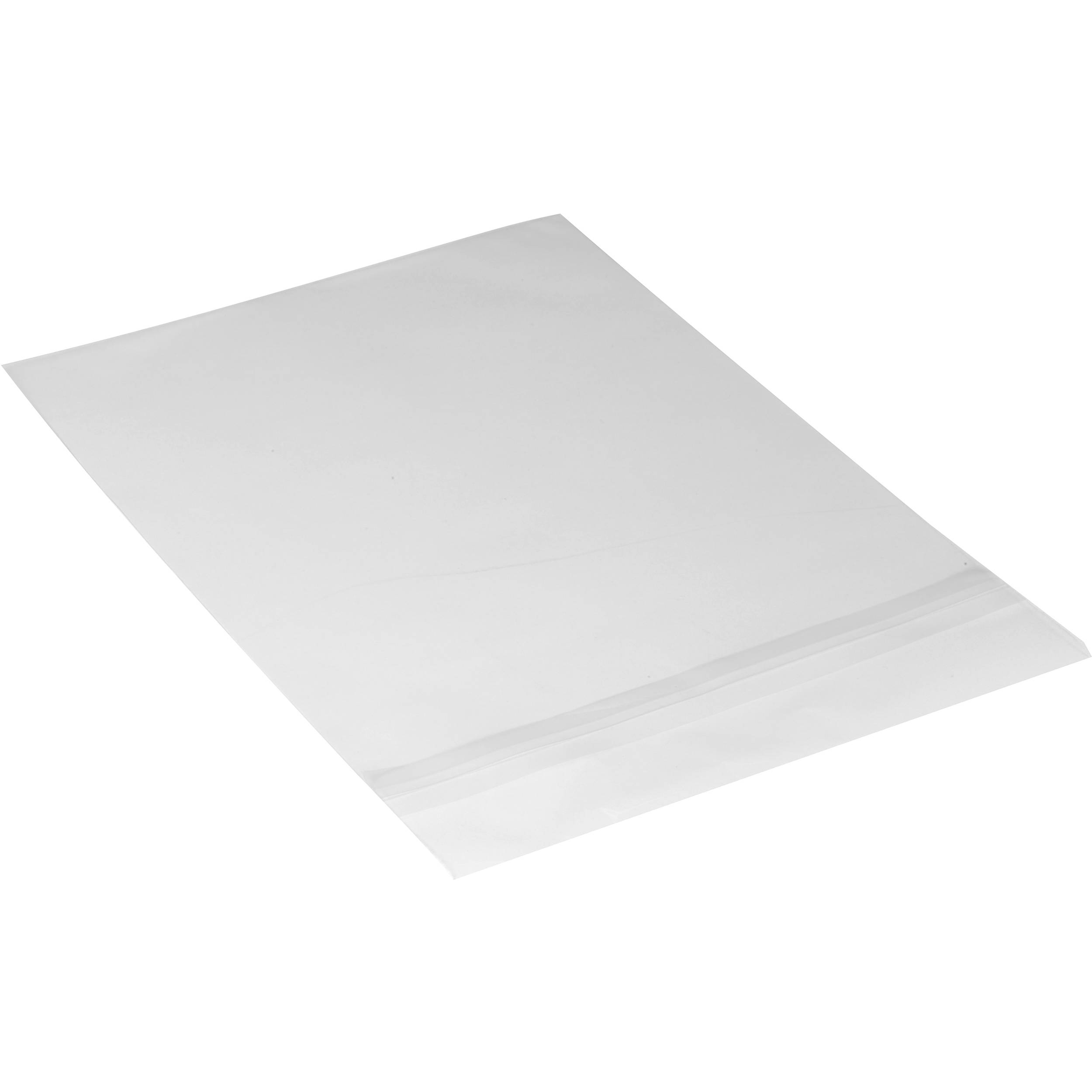 Archival Methods 8 25 X 10 1 Crystal Clear Bags 100 Pack