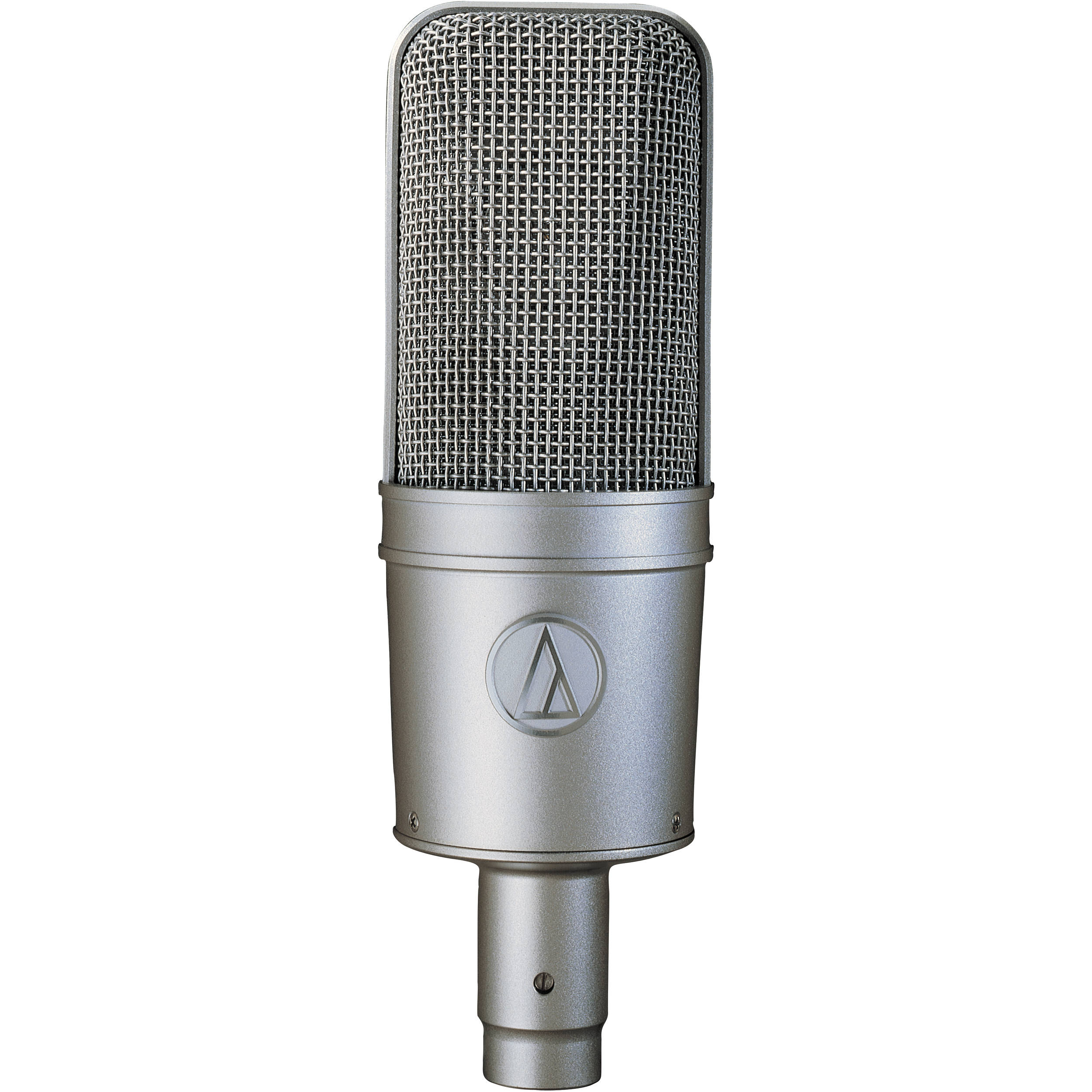 audio technica at4047 sv cardioid condenser microphone at4047 sv. Black Bedroom Furniture Sets. Home Design Ideas