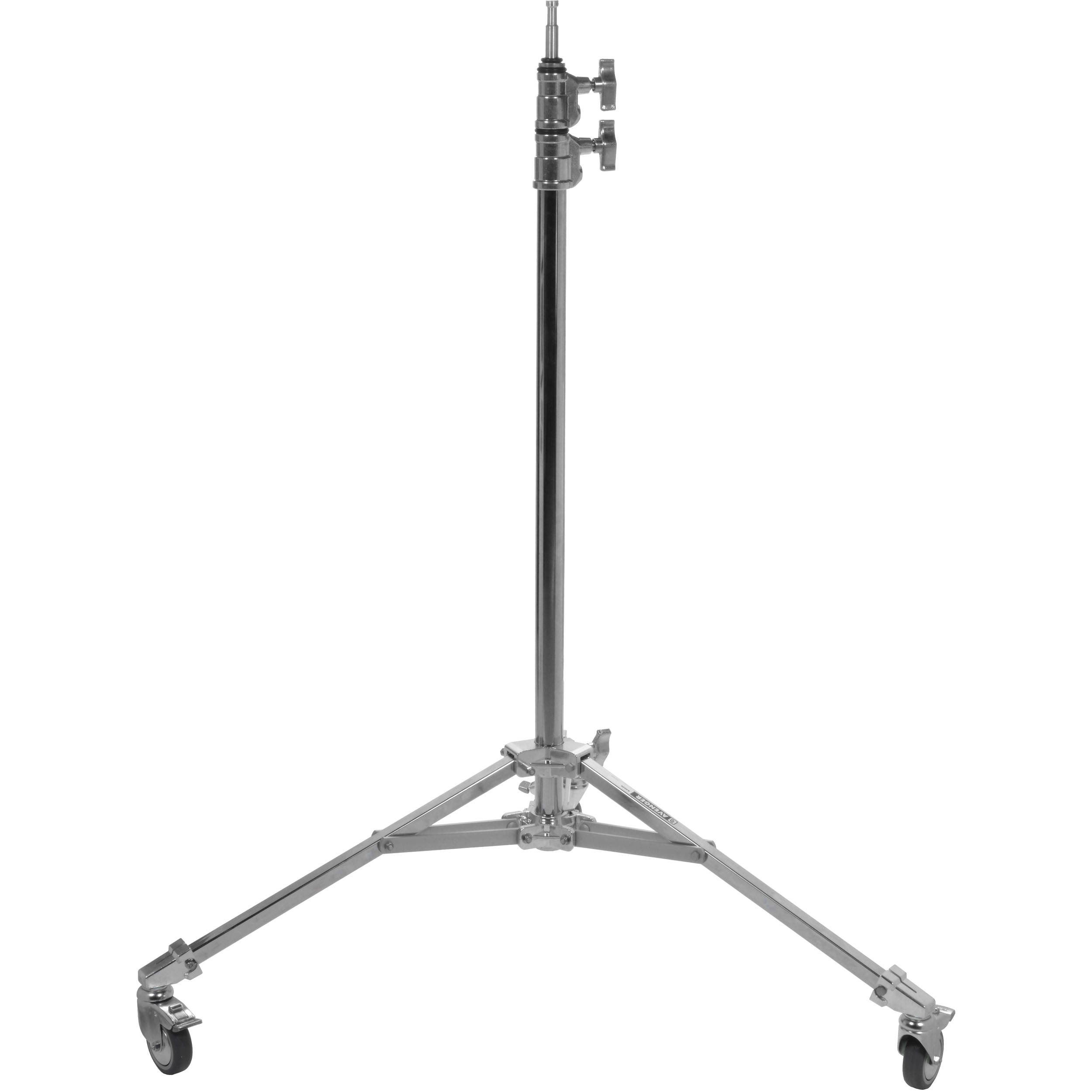 Avenger Roller Stand 29 With Low Base Chrome Plated 9 5
