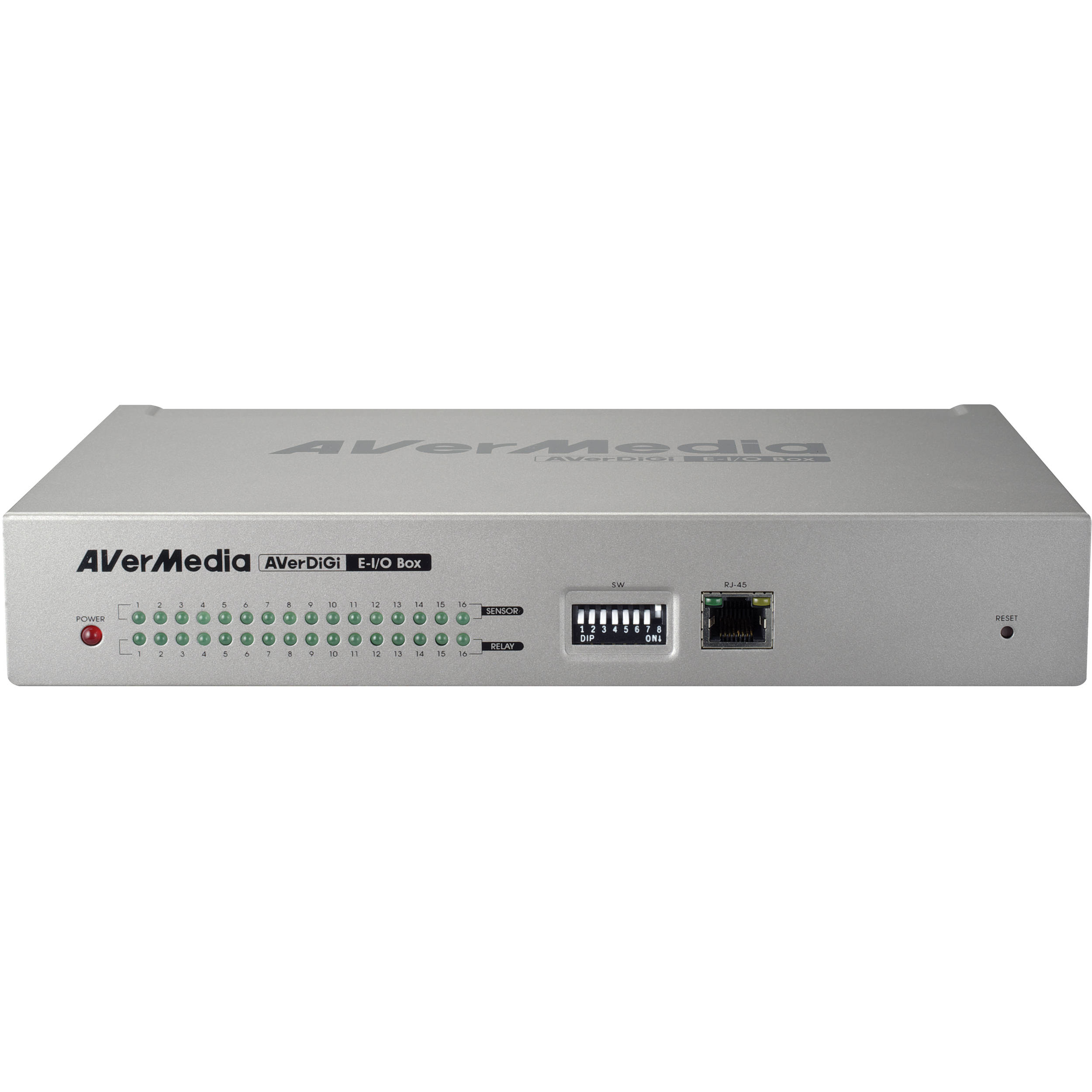 Avermedia Nvdeiobox Ethernet Input Output Box Bh Relay Switch Over