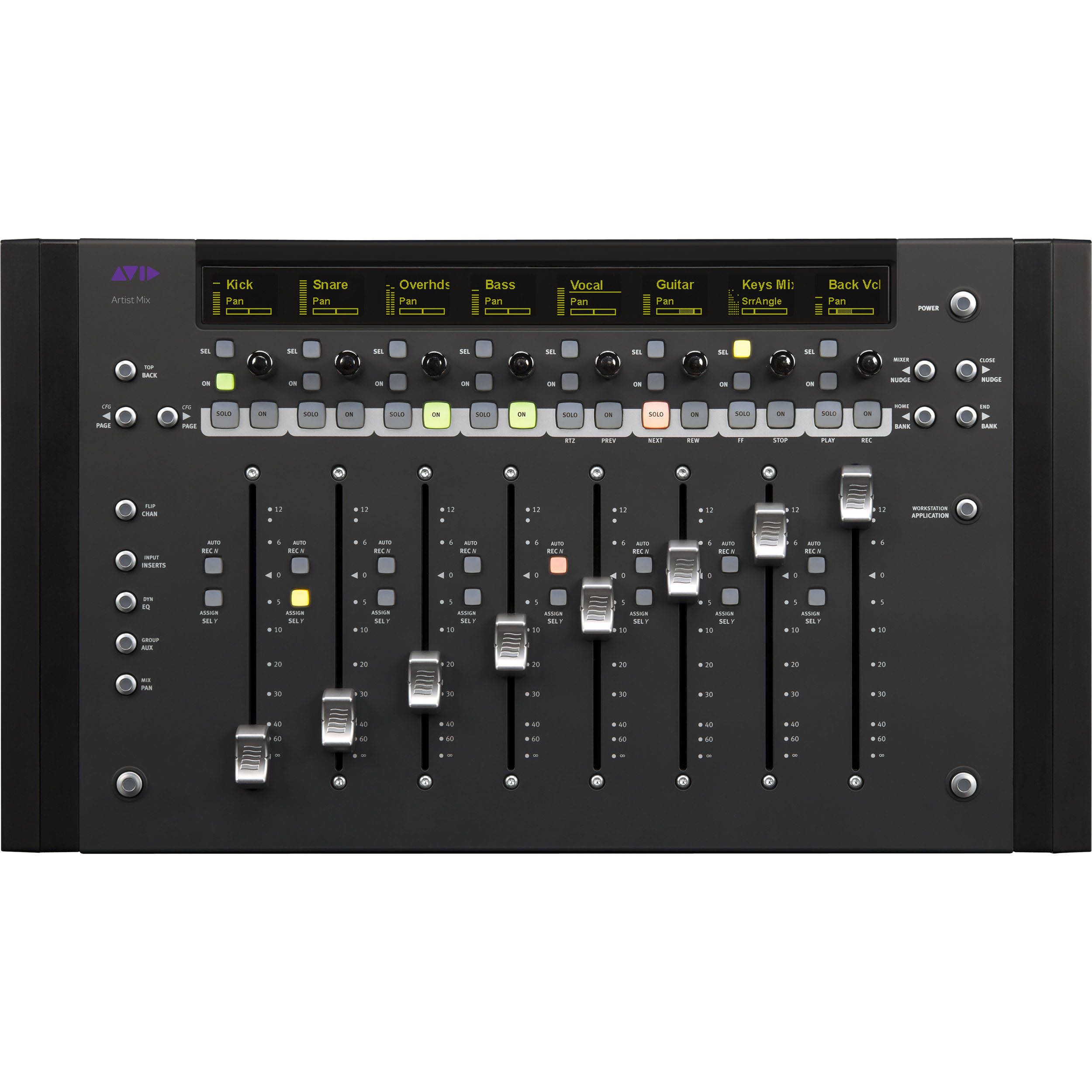 Avid Artist Mix Touch Sensitive Fader Control