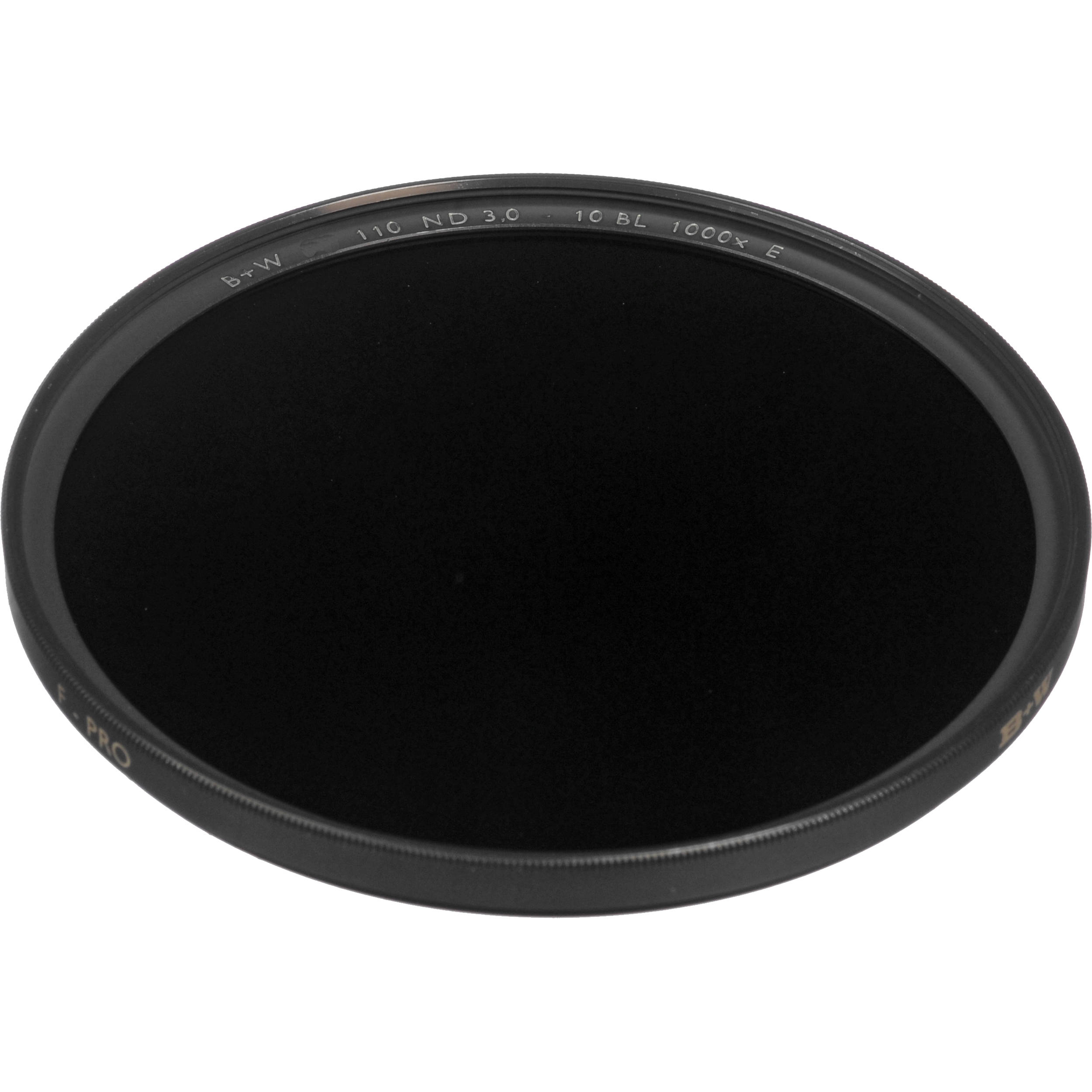 Breakthrough Photography 77mm X4 15-Stop Fixed ND Filter for Camera Lenses Neutral Density Professional Photography Filter Schott B270 Glass Nanotec MRC16 WeatherSealed Ultra-Slim