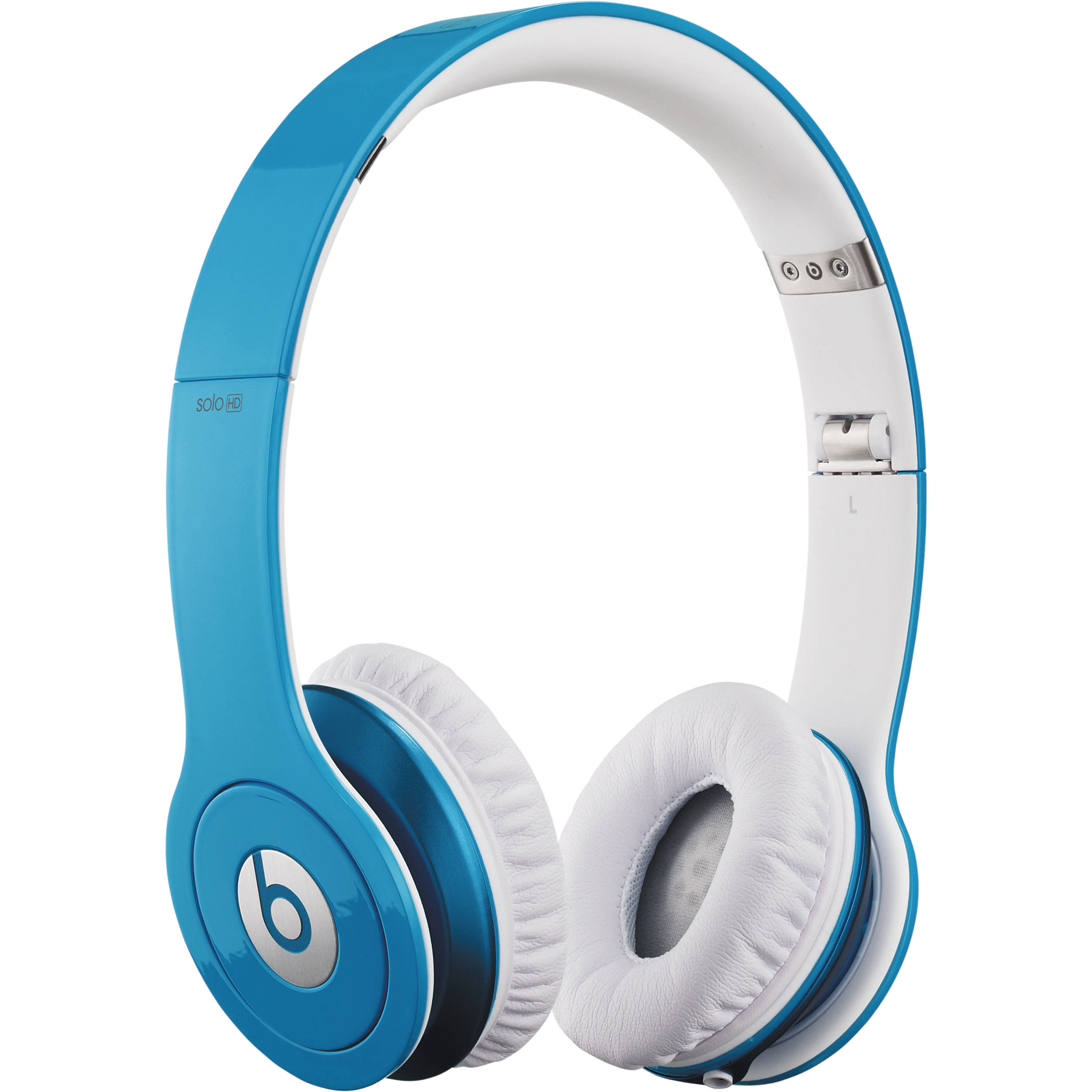 beats by dr dre solo hd on ear headphones mh7g2am a b h. Black Bedroom Furniture Sets. Home Design Ideas