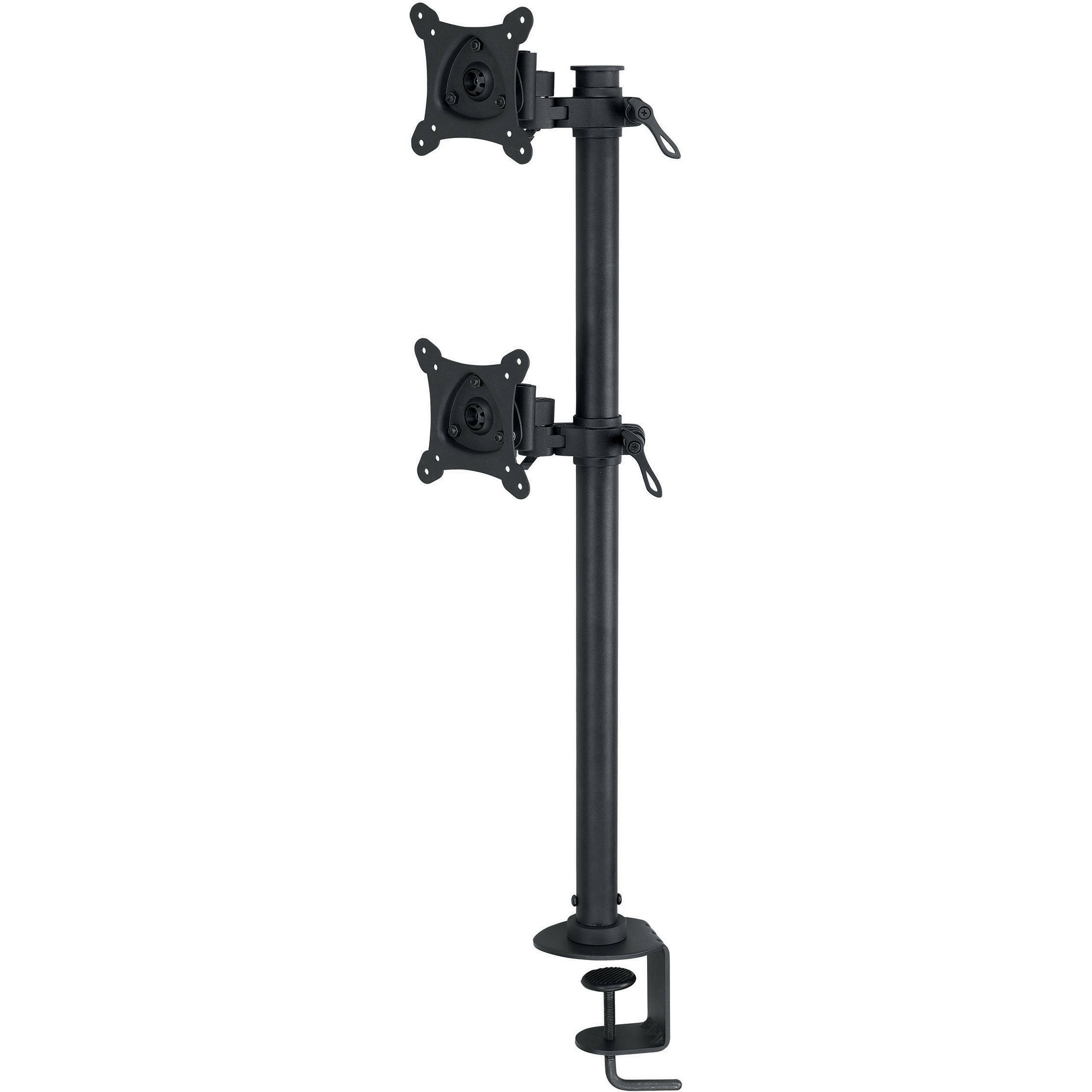 Bentley Vertical Dual Monitor Stand 13 24 Quot D600 B Amp H Photo