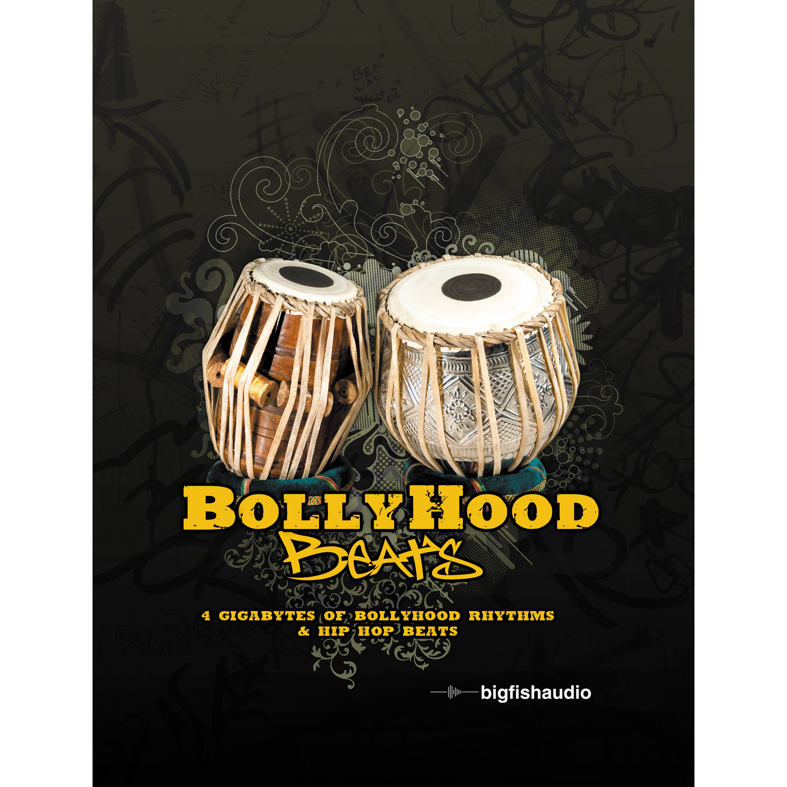 Big fish audio bollyhood beats multiformat dvdr d2 dynamics