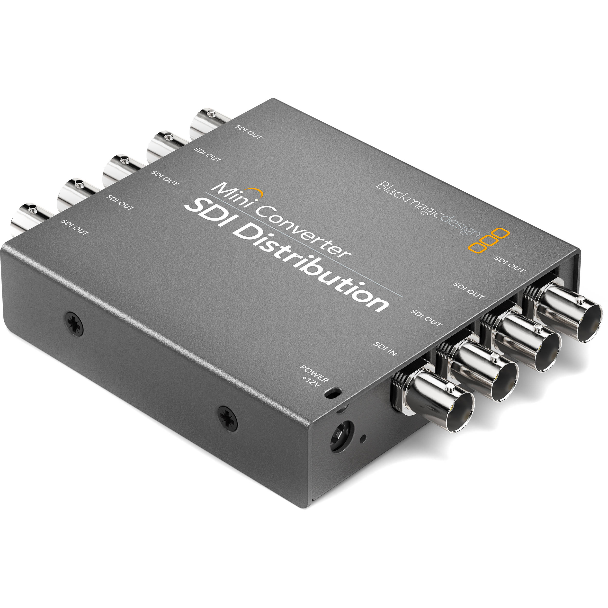 Blackmagic Design Mini Converter Sdi Distribution Convmsdida Bh The Audio Video Amplifier