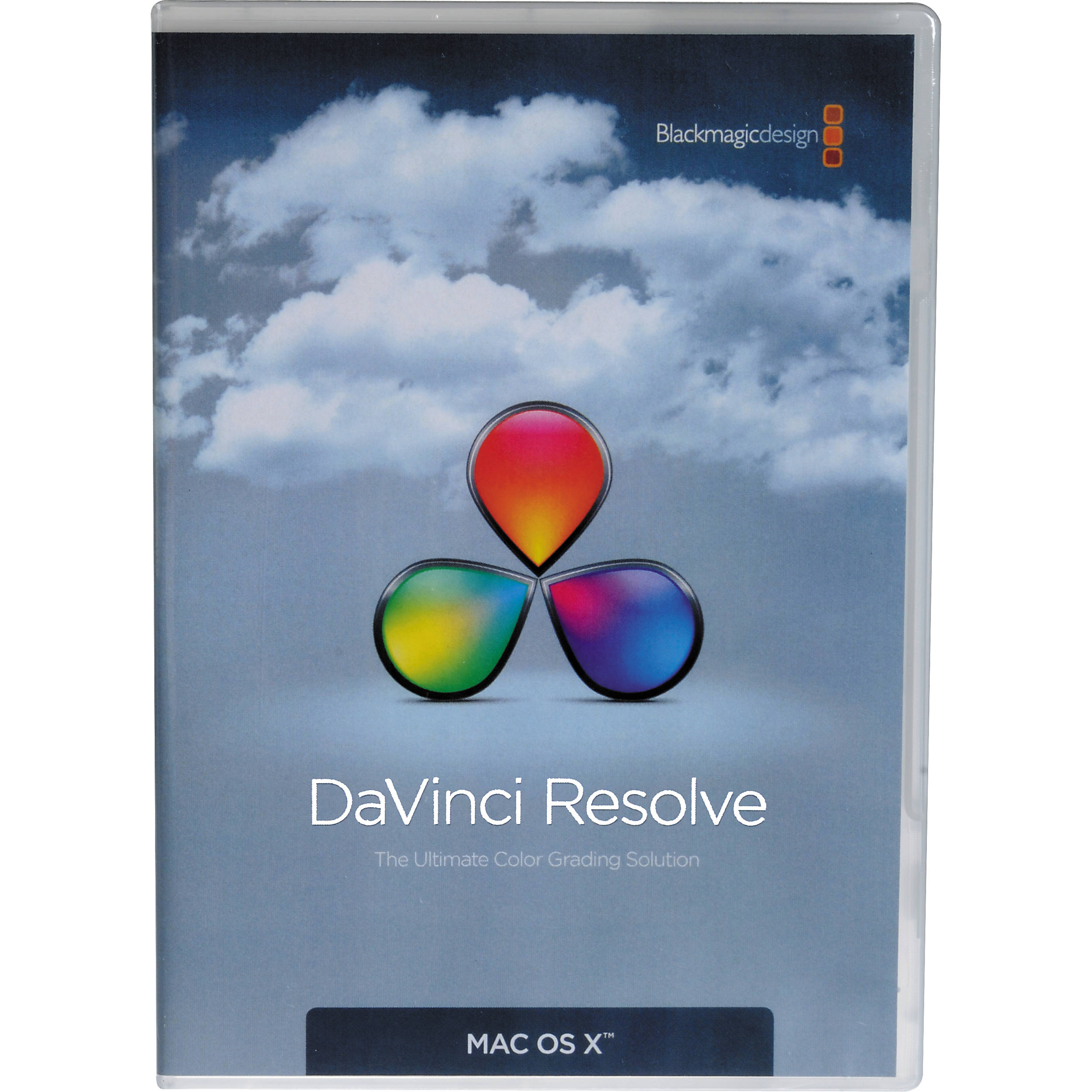 Blackmagic software download