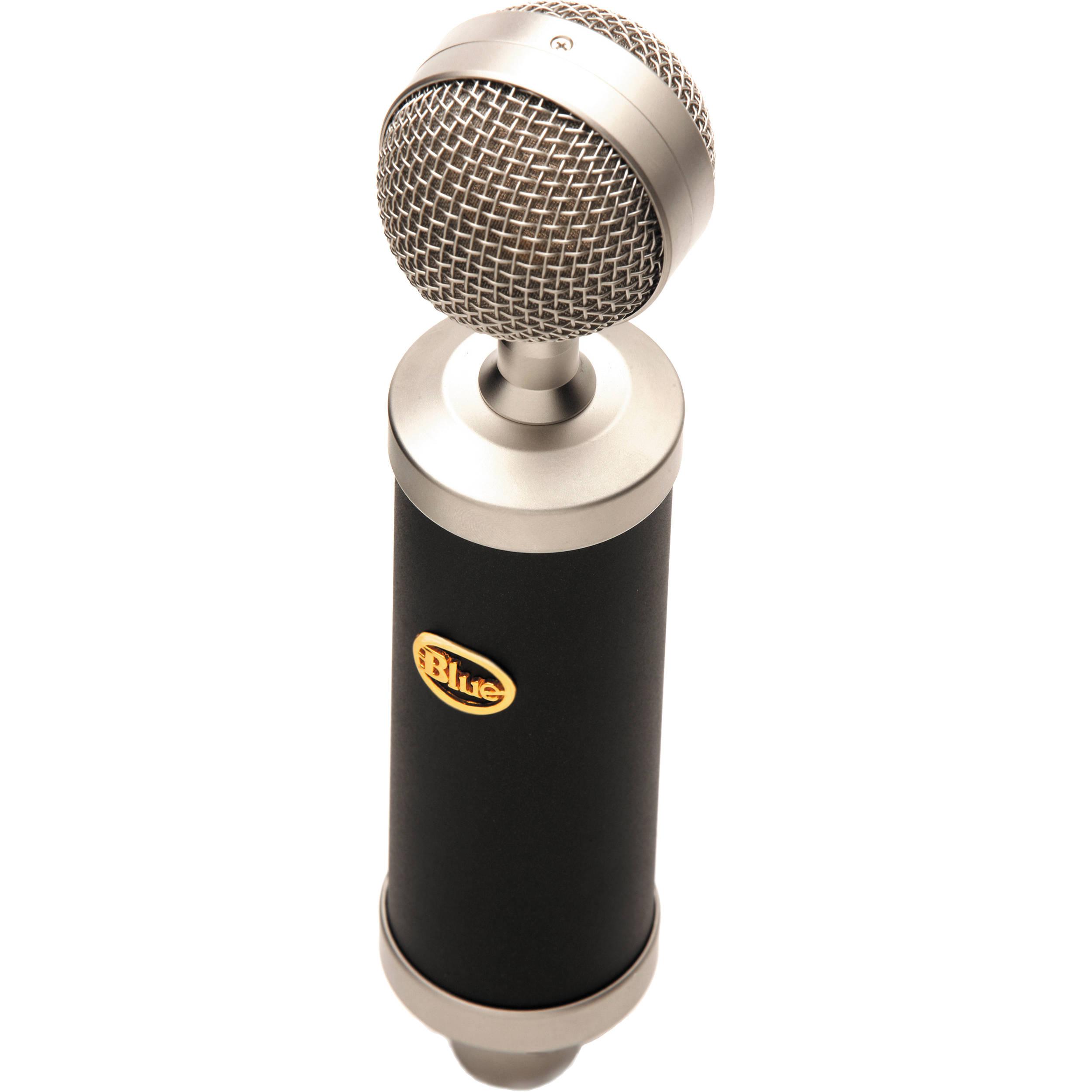 Blue Baby Bottle Microphone : blue baby bottle condenser studio microphone baby bottle b h ~ Russianpoet.info Haus und Dekorationen