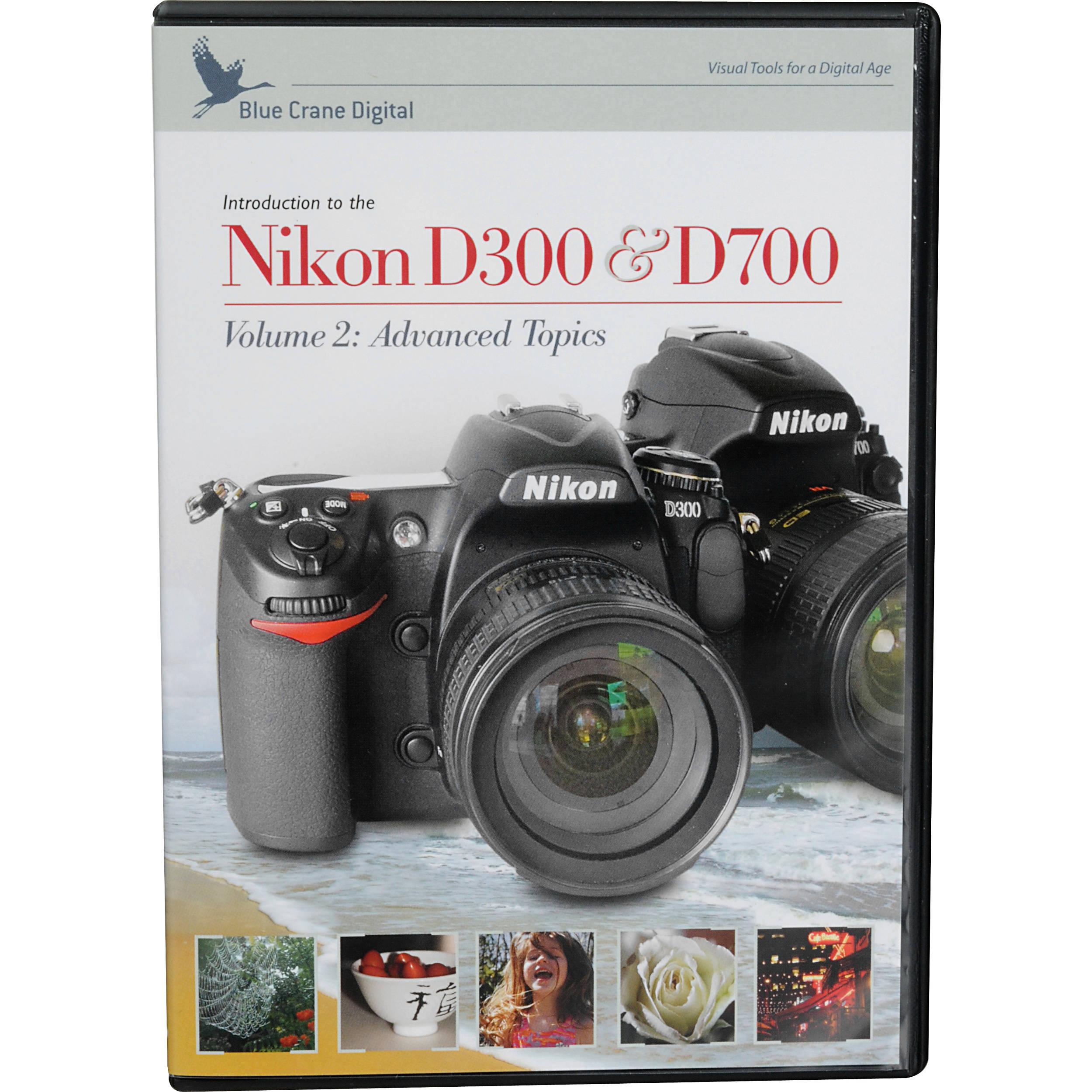 Nikon D300 Digital Camera 64 BIT Driver