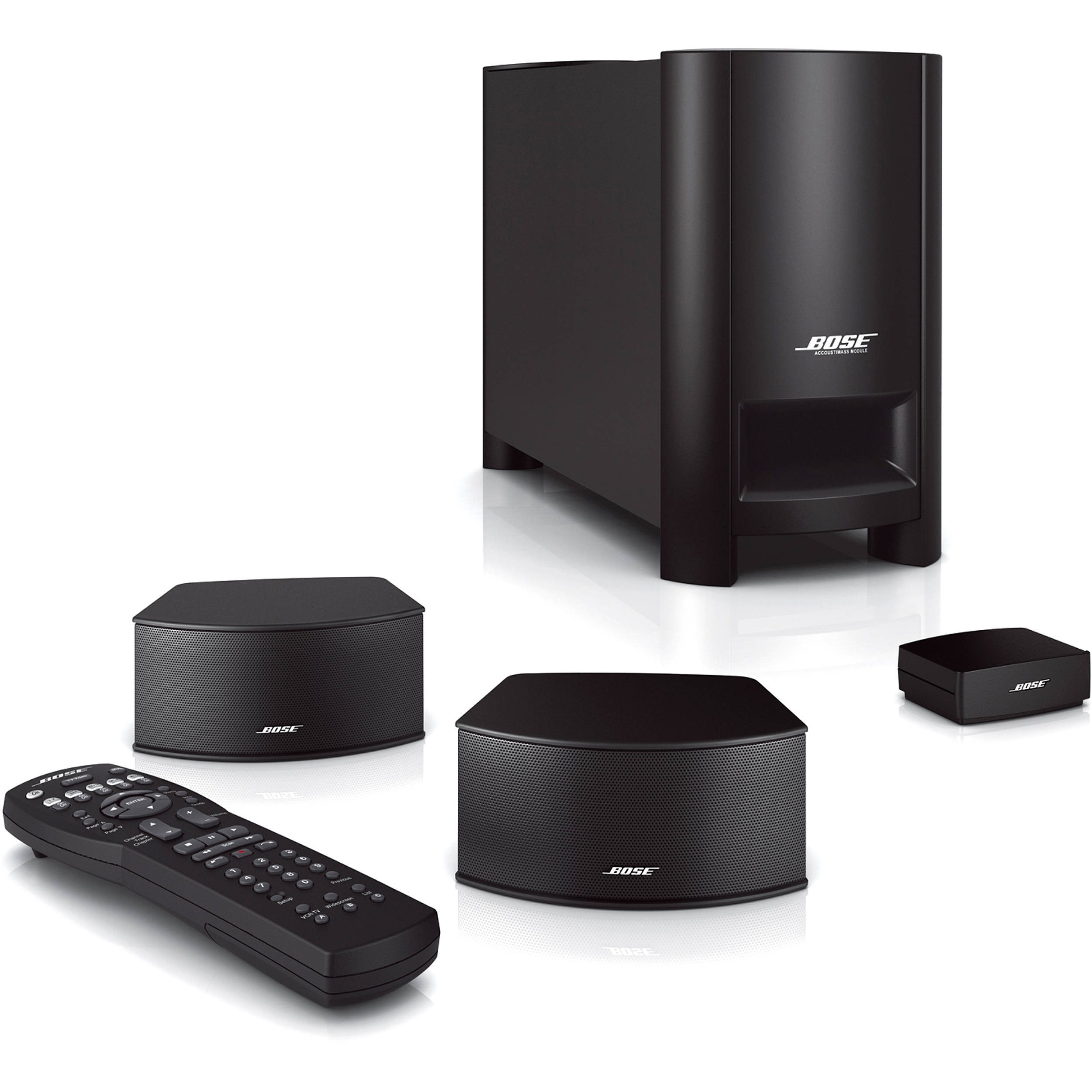 bose cinemate gs series ii digital home theater 320573 1100 b h. Black Bedroom Furniture Sets. Home Design Ideas