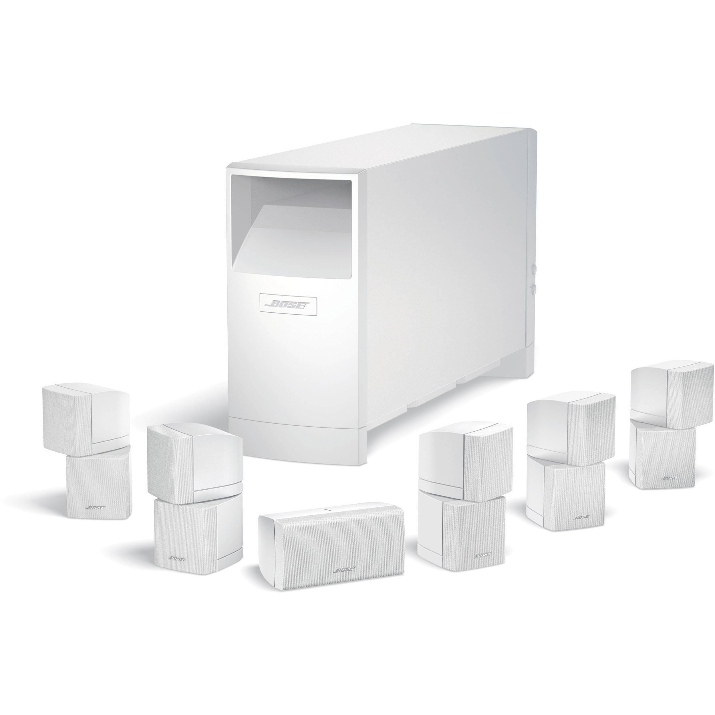 bose acoustimass 16 series ii home entertainment speaker 40367. Black Bedroom Furniture Sets. Home Design Ideas