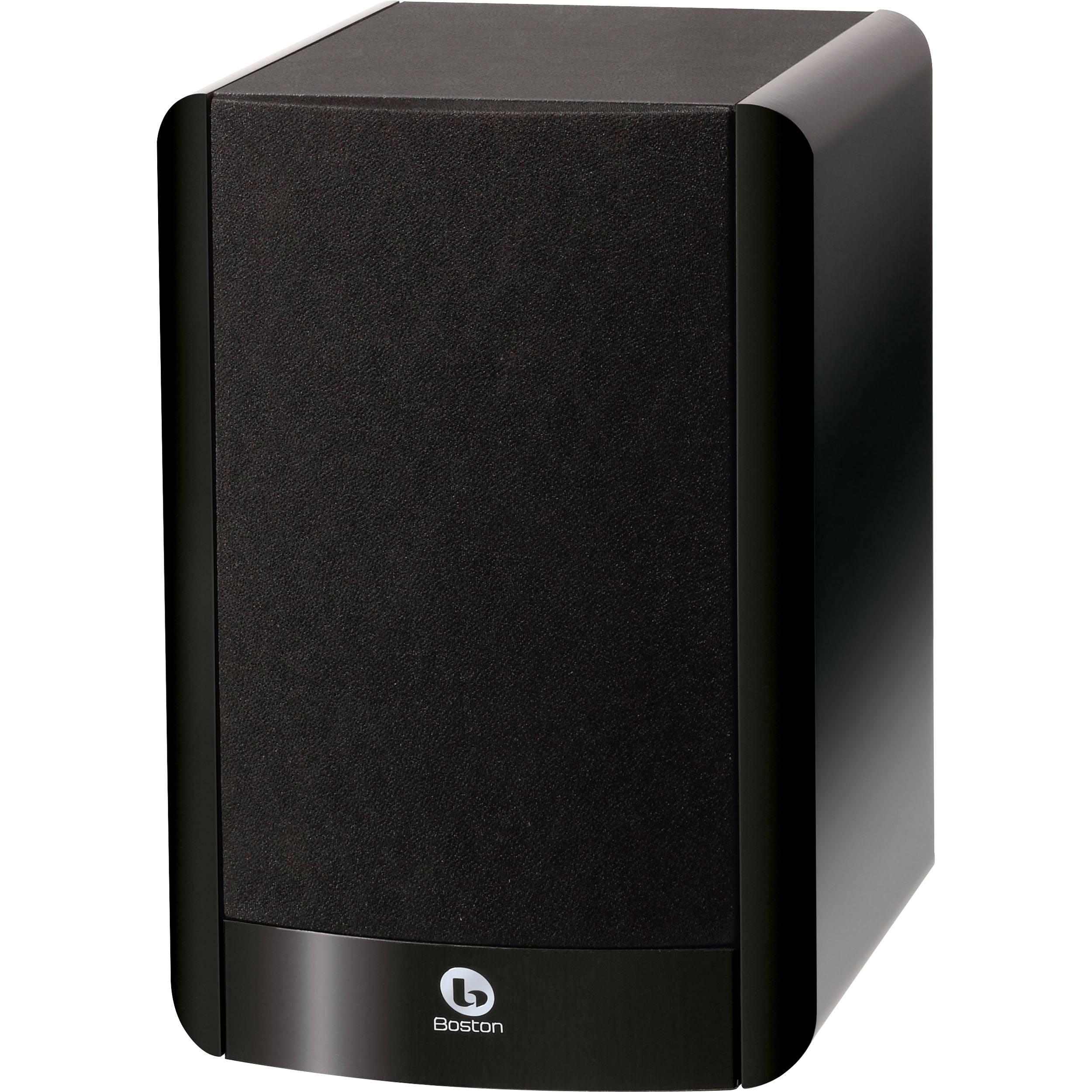 speaker black bookshelf information reflex reviews pair way additional bass description speakers audio chorus