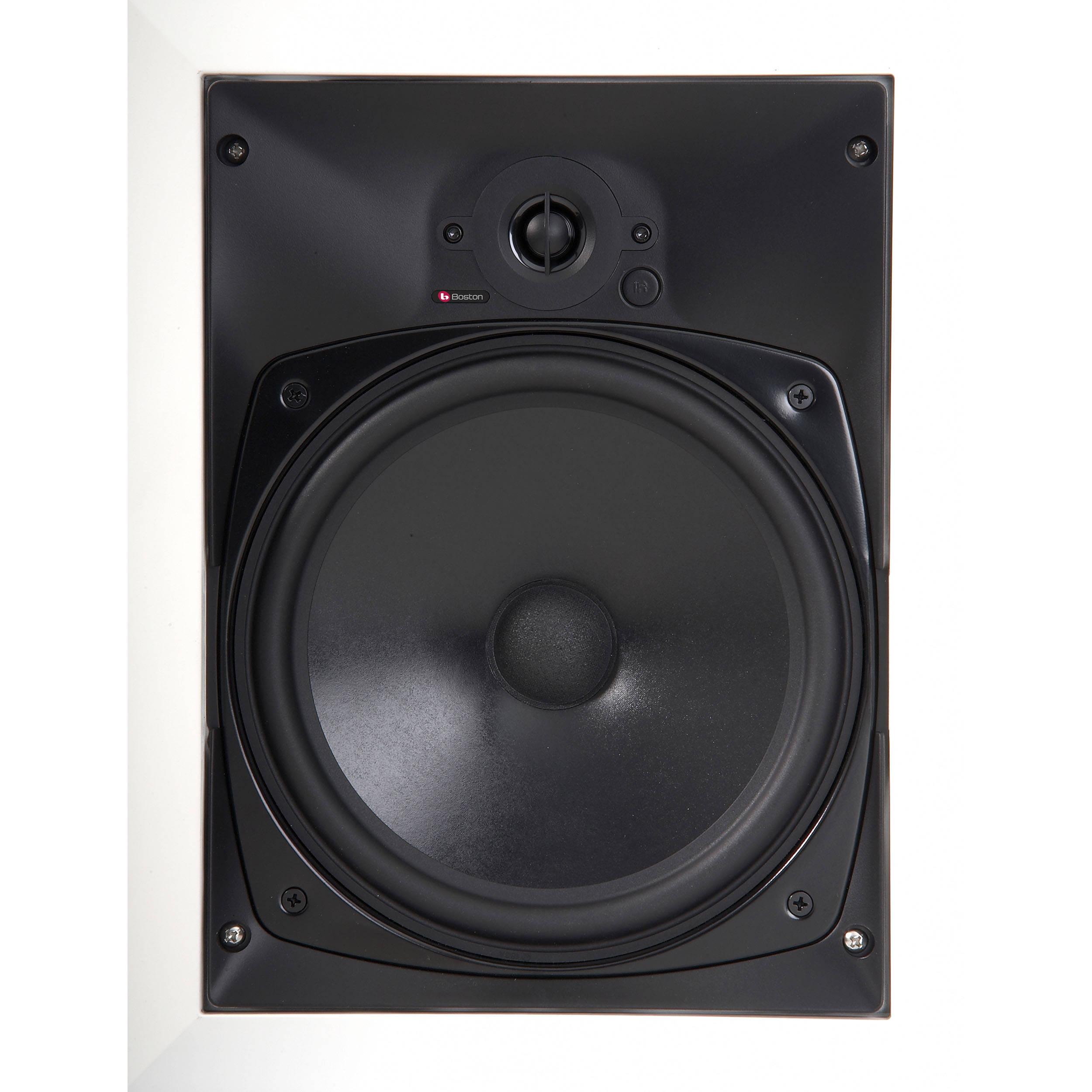 boston acoustics cs 285 8 2 way in wall speaker cs2850xx01. Black Bedroom Furniture Sets. Home Design Ideas