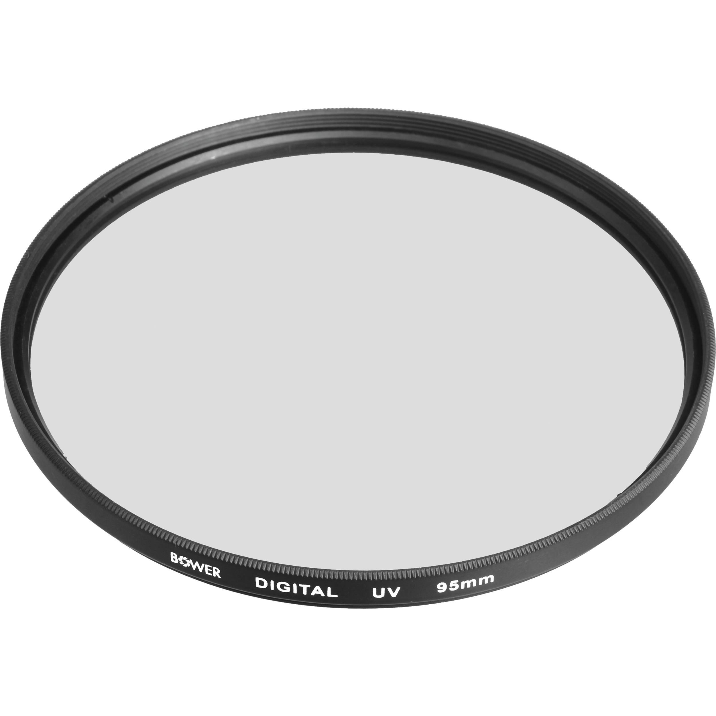 bower 95mm digital hd uv filter fuc95 b h photo video. Black Bedroom Furniture Sets. Home Design Ideas