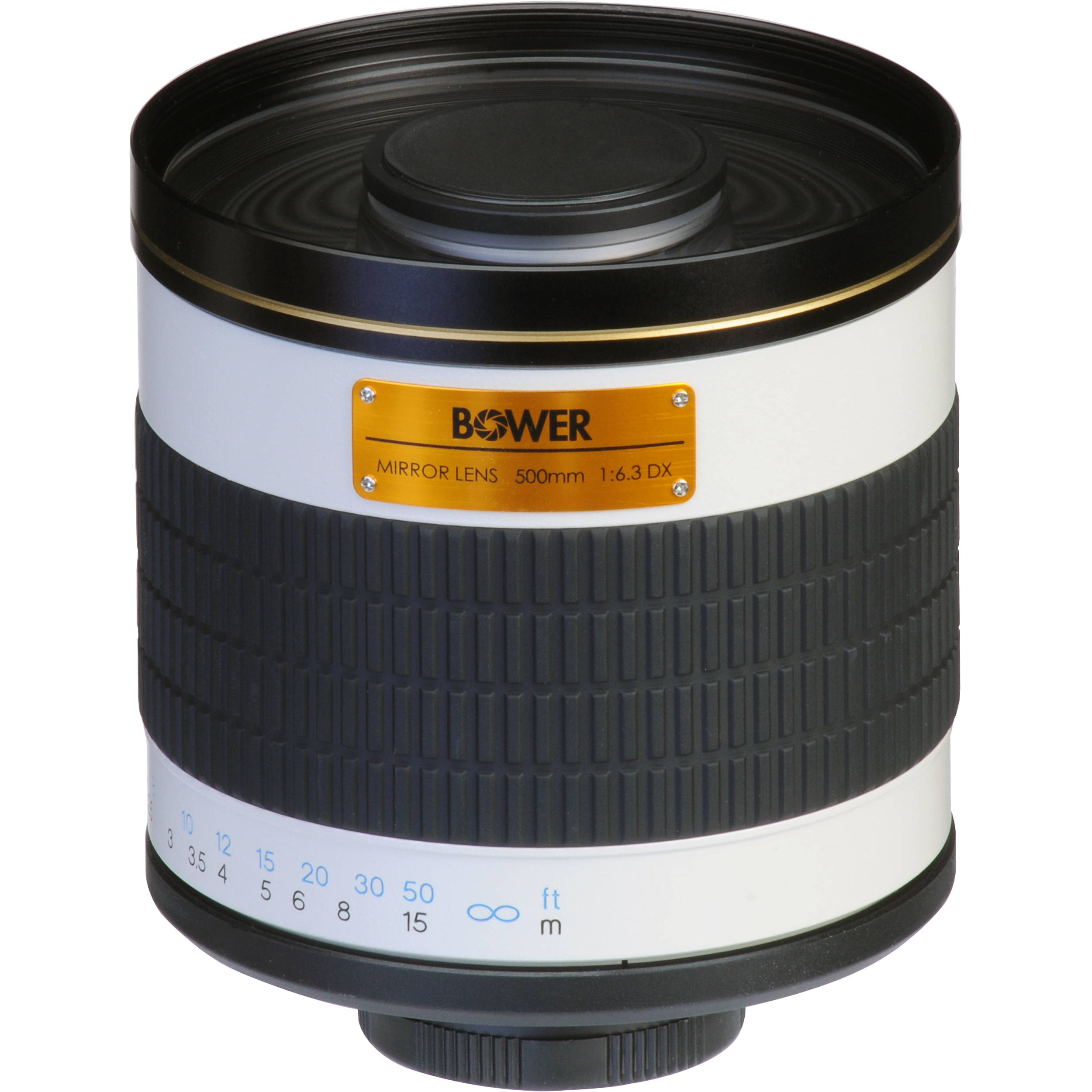 M Rokinon 500mm telephoto mirror lens