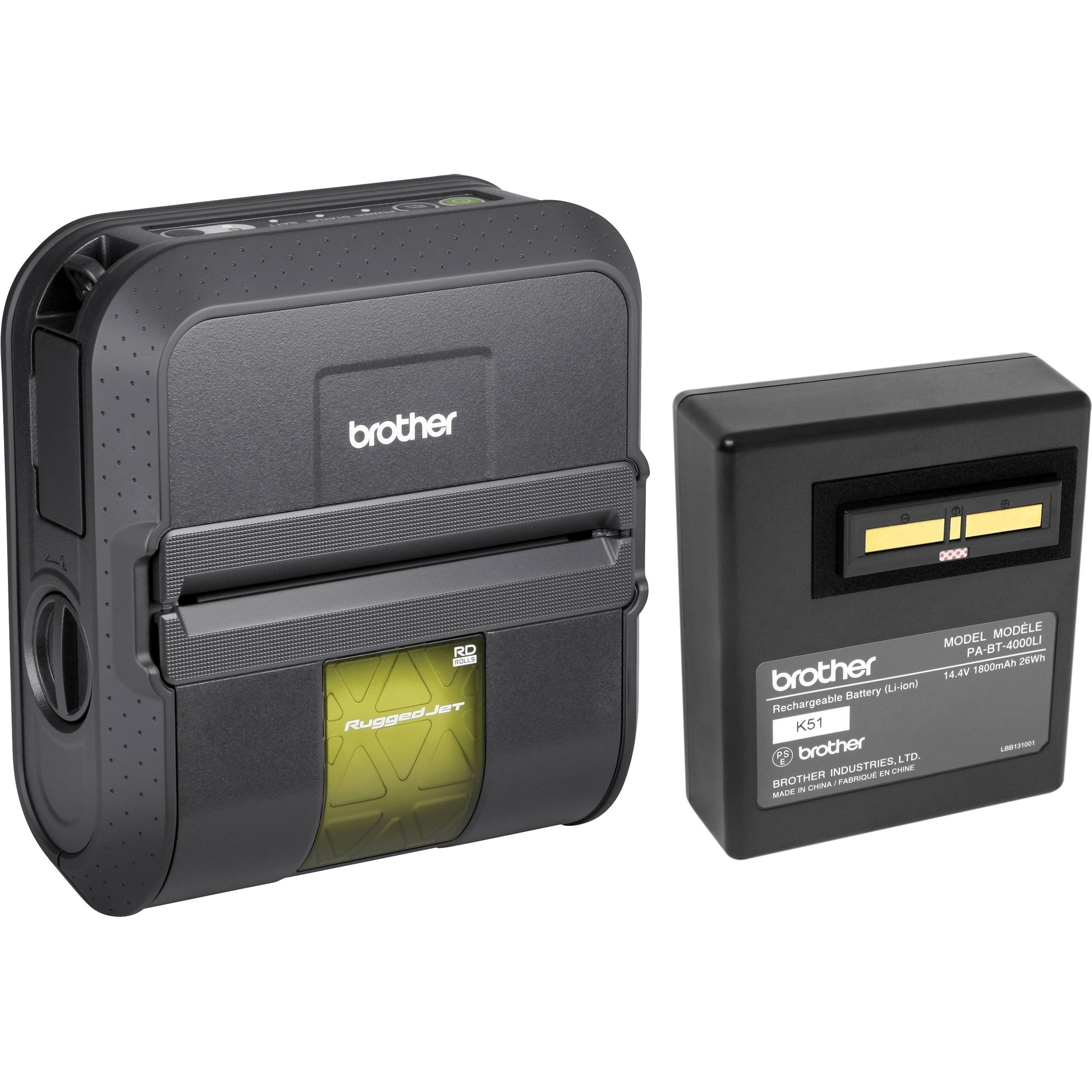 BROTHER RJ-4040 WINDOWS 8 DRIVERS DOWNLOAD