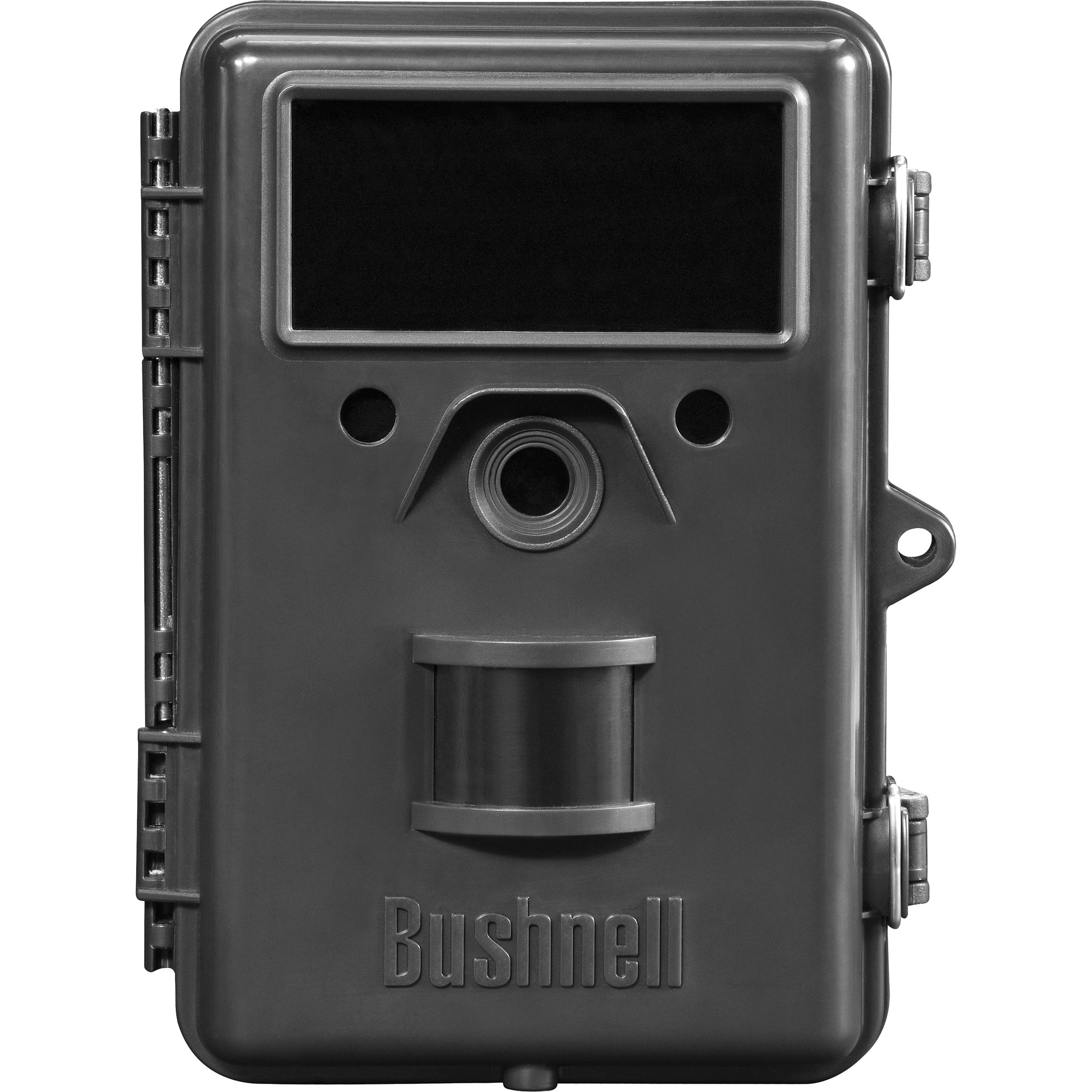 bushnell trophy cam trail camera black 119466c b h photo video. Black Bedroom Furniture Sets. Home Design Ideas