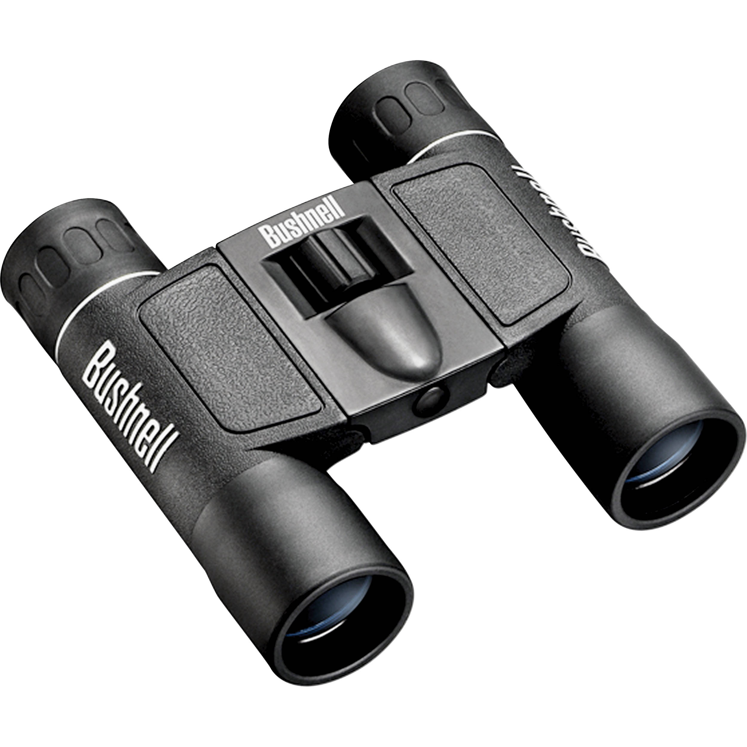 Bushnell 10x25 Powerview Binocular (Black) 132516 B&H Photo