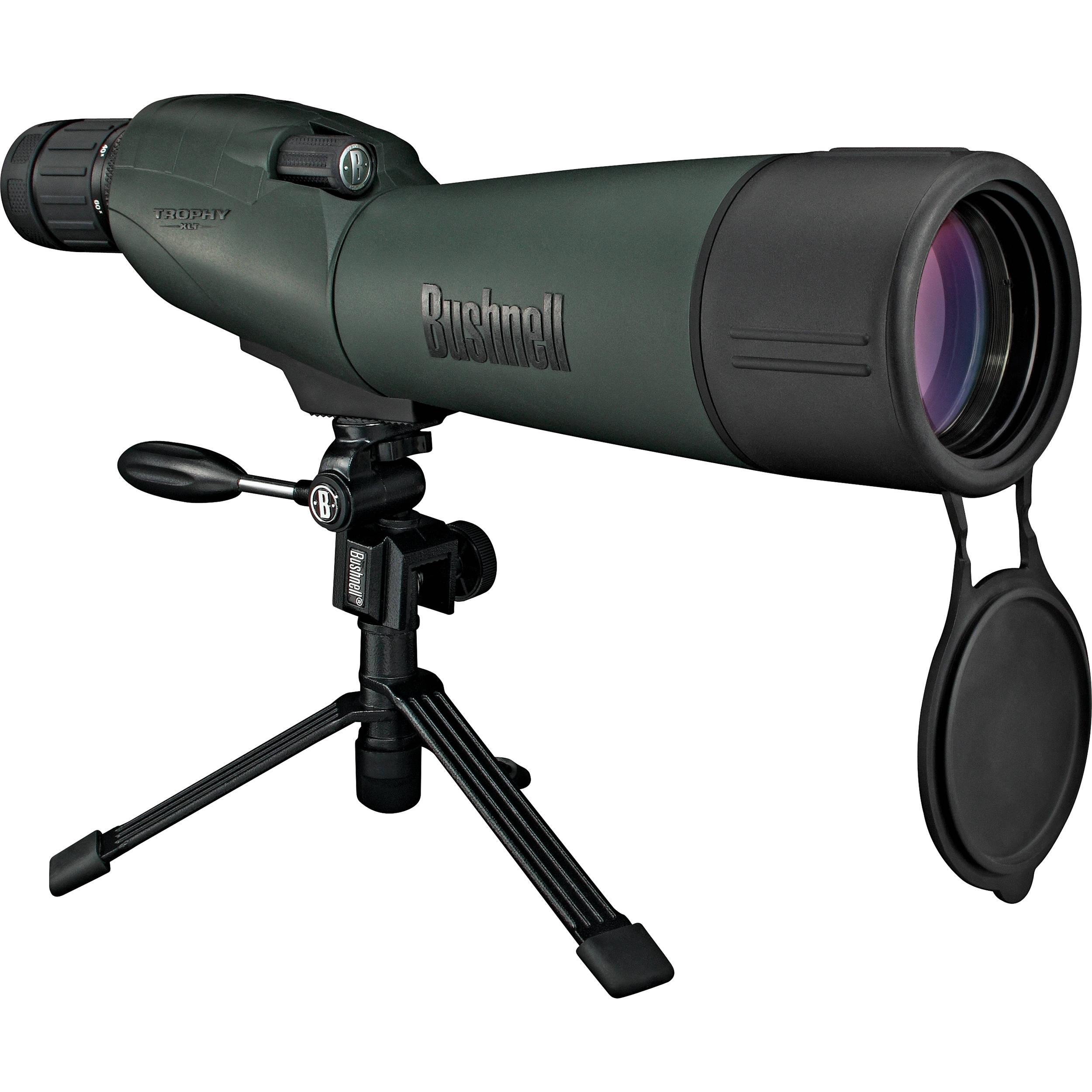 bushnell trophy 20 60x65mm spotting scope kit 786520 b h photo. Black Bedroom Furniture Sets. Home Design Ideas
