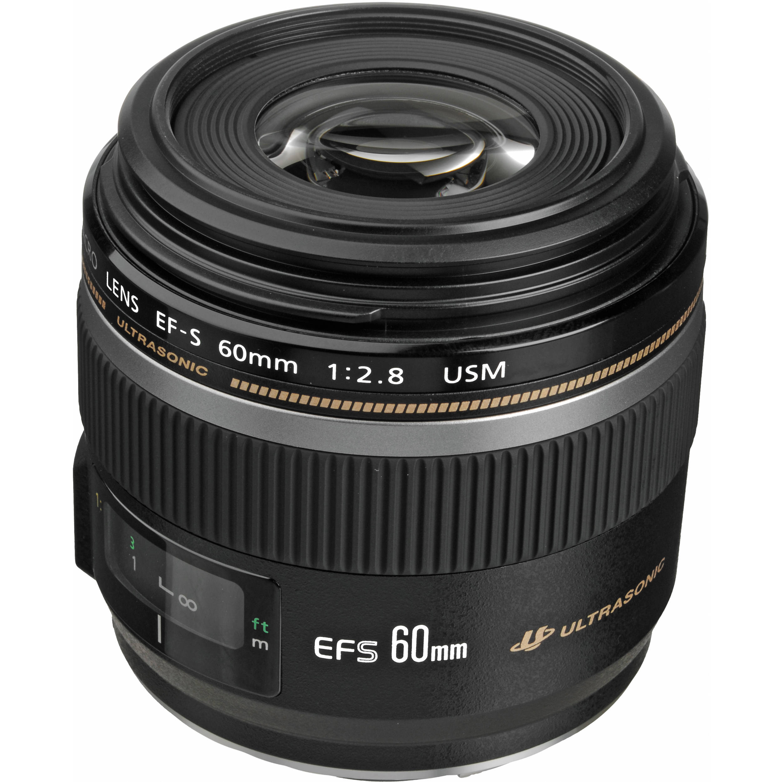 Canon Ef S 60mm F 2 8 Macro Usm Lens 0284b002 B H Photo Video