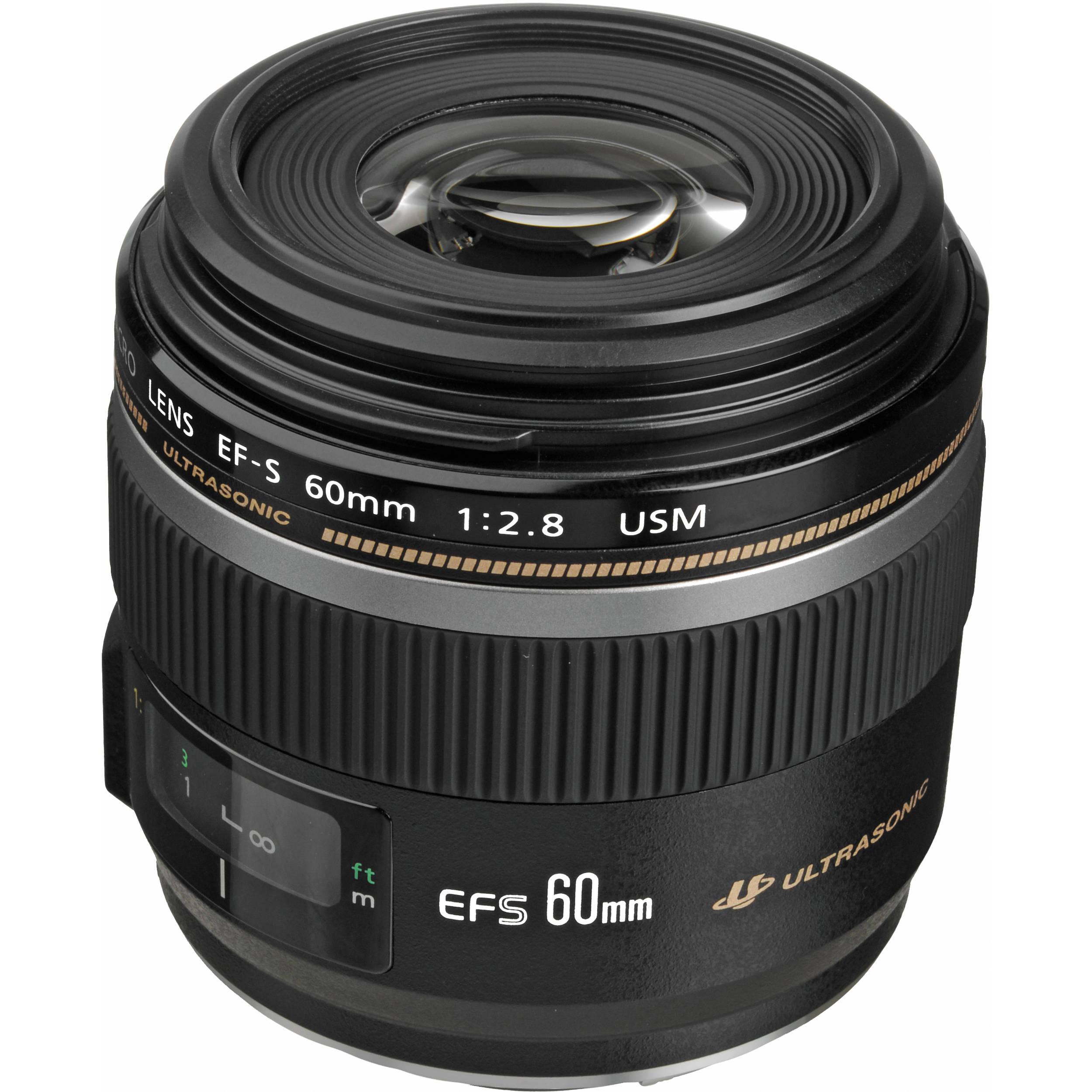 Canon Ef S 60mm F 28 Macro Usm Lens 0284b002 Bh Photo Video M 28mm 35 Is Stm