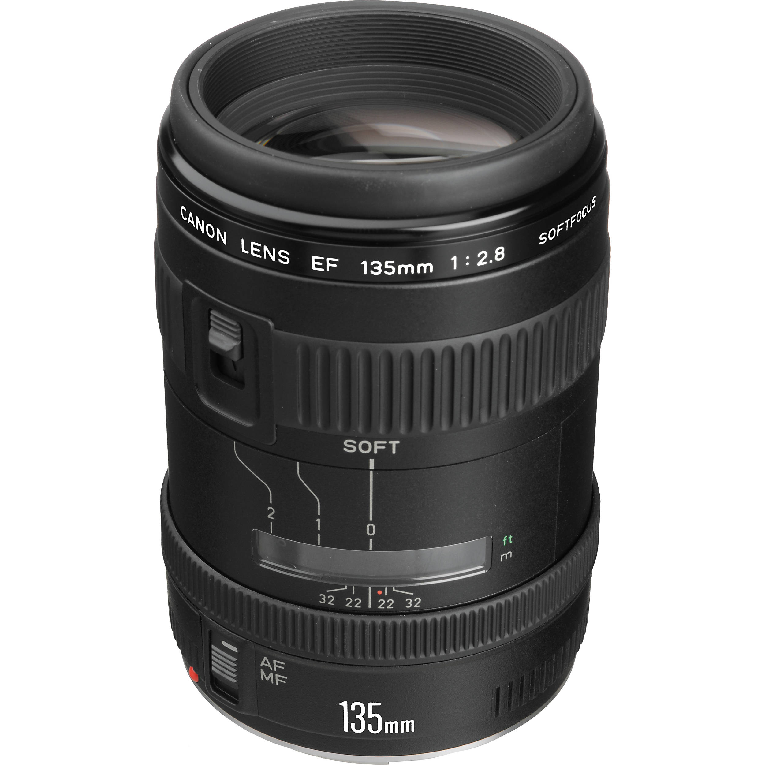 Lens 135mm Canon Canon Telephoto ef 135mm F/2.8