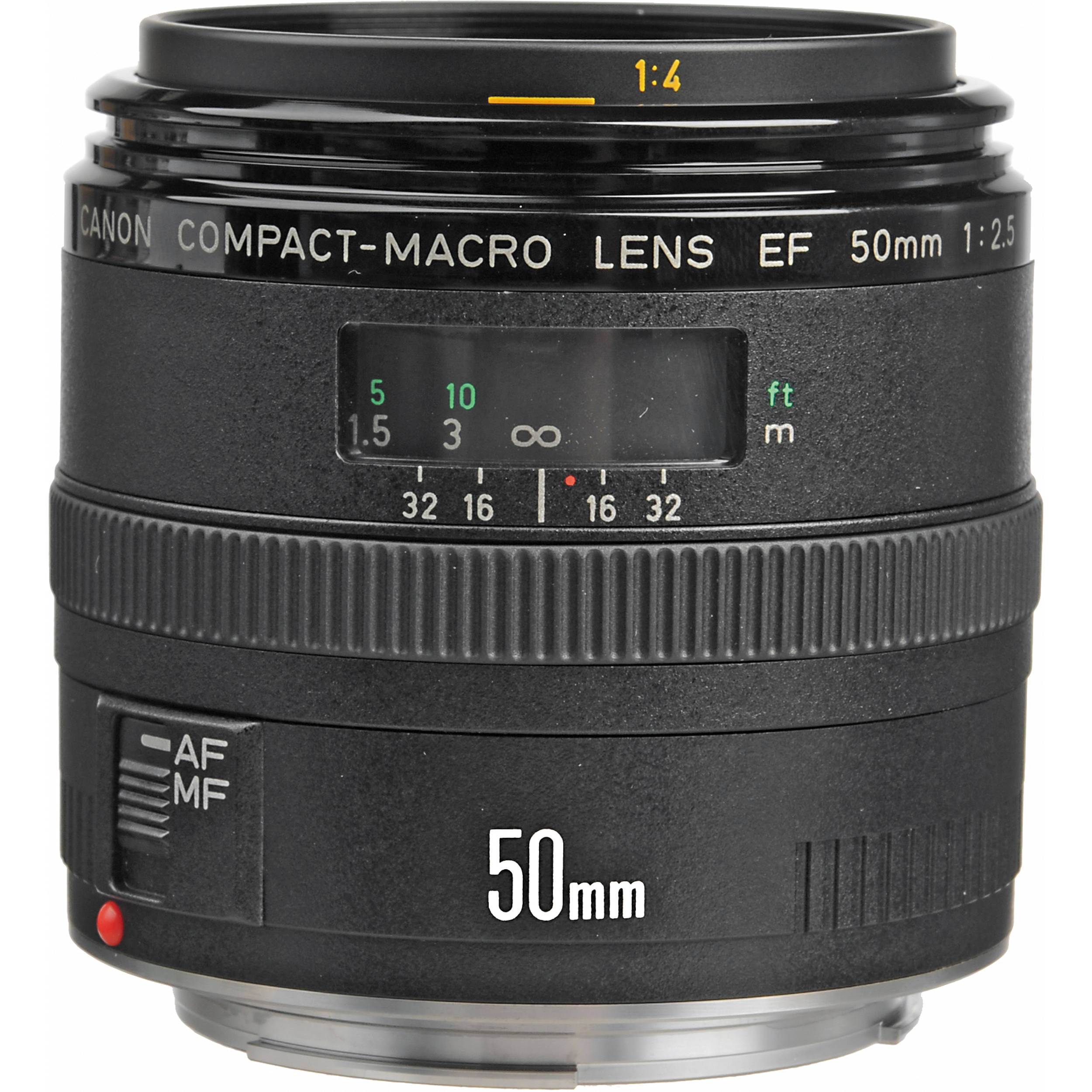 Canon EF 100mm f/2.8 Macro USM Lens 4657A006 B&H Photo Video