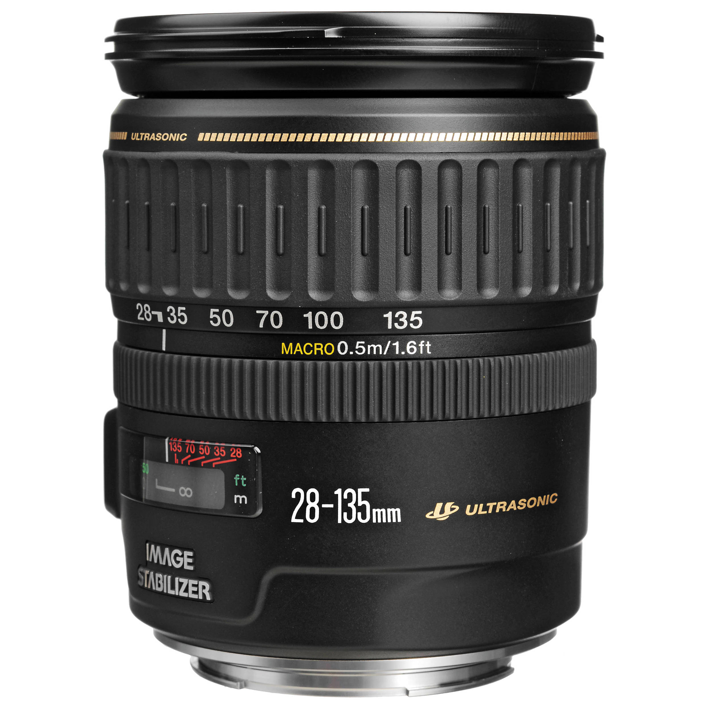 Canon Ef 28 135mm F 35 56 Is Usm Lens 2562a002 Bh Photo Video Eos 6d Kit 24 105mm 40l Wifi And Gps