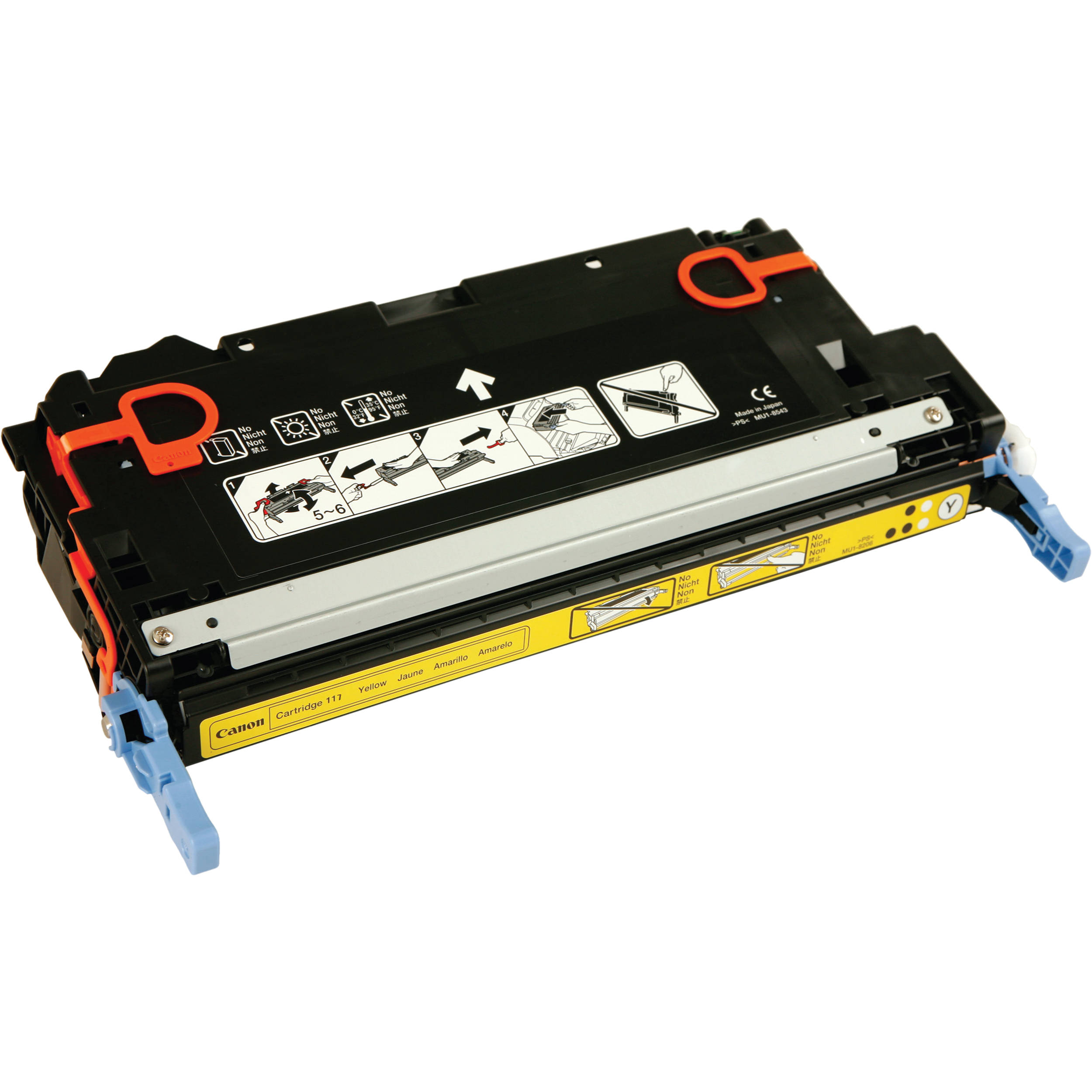 Https C Product 696885 Reg Learn About Electronics With Snap Circuits Junior Canon 2575b001 117 Toner Cartridge Yellow 687624