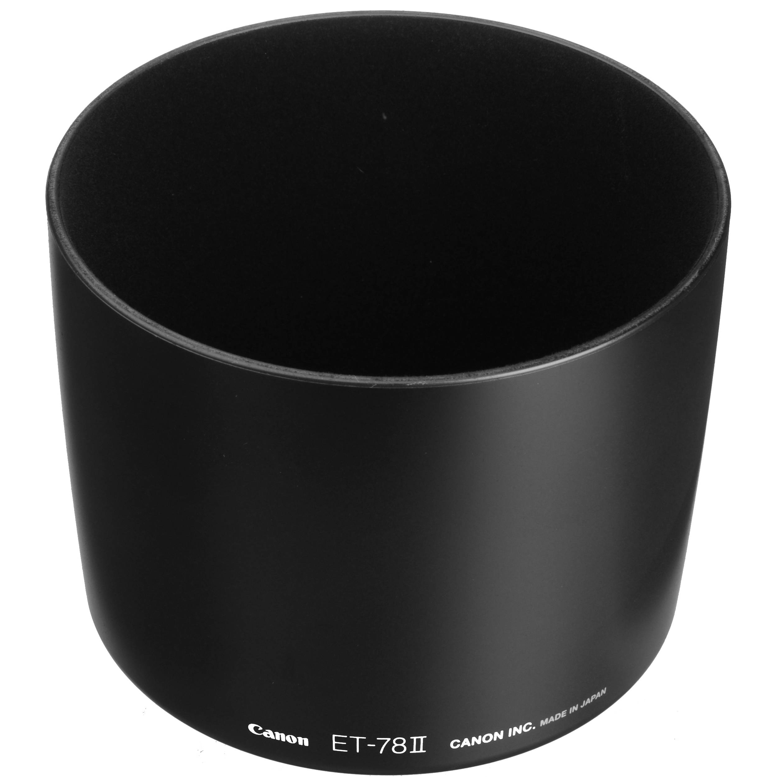 Canon ET 78 II Lens Hood 2674A001 BampH Photo Video