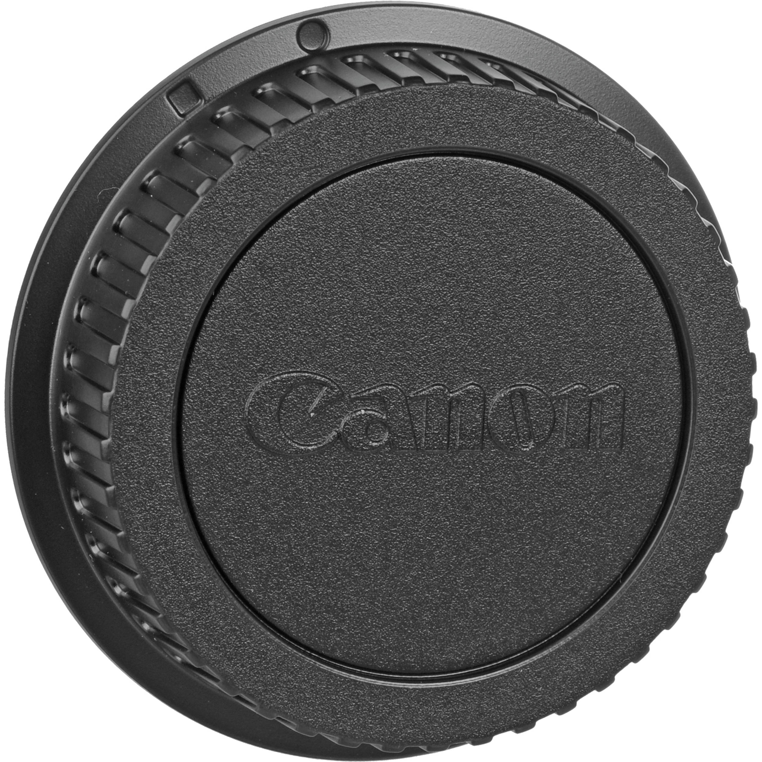 c025d33c4 Canon Lens Dust Cap E (Rear) 2723A001 B&H Photo Video