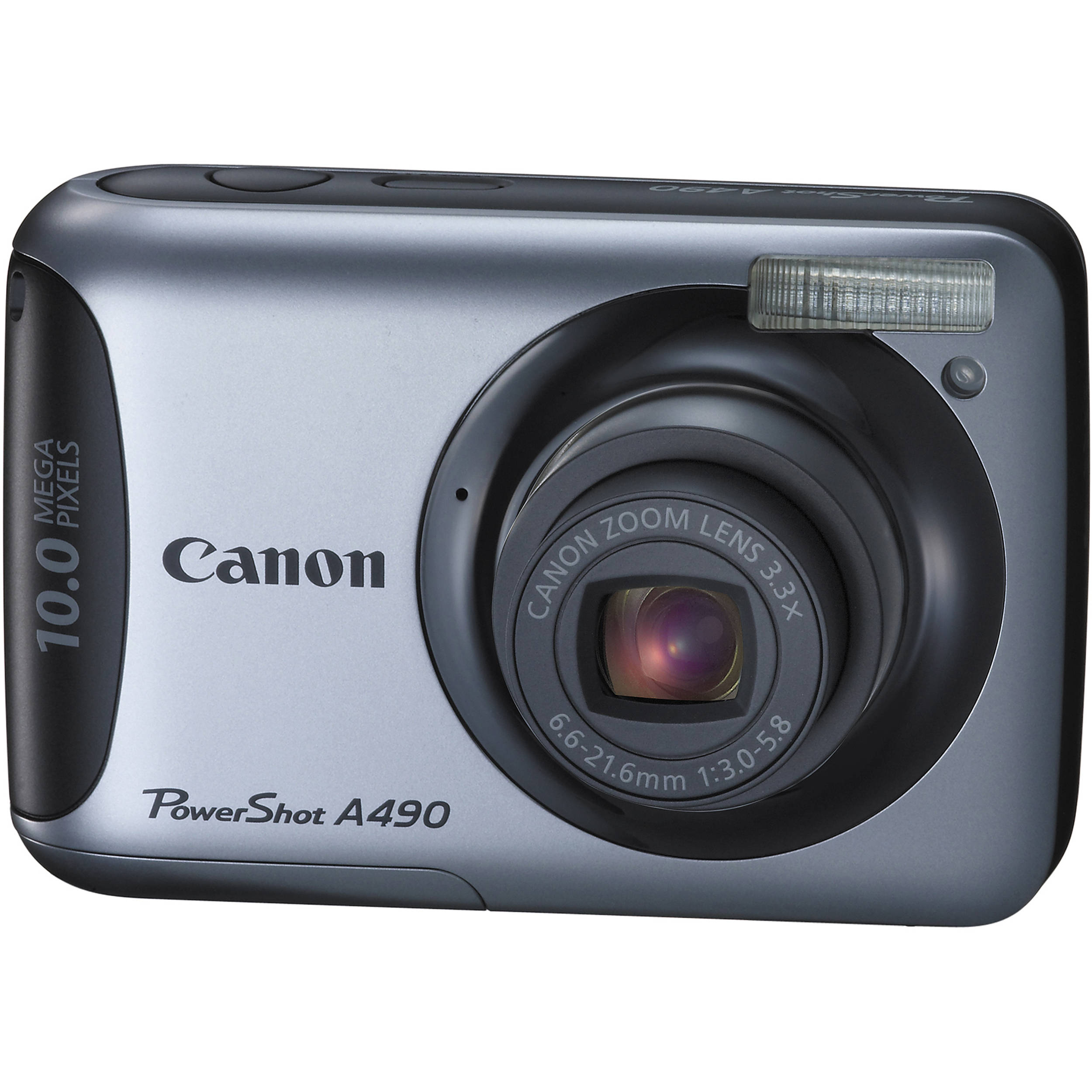 canon powershot a490 digital camera 4258b001 b h photo video rh bhphotovideo com canon a480 manual pdf canon powershot a490 user manual