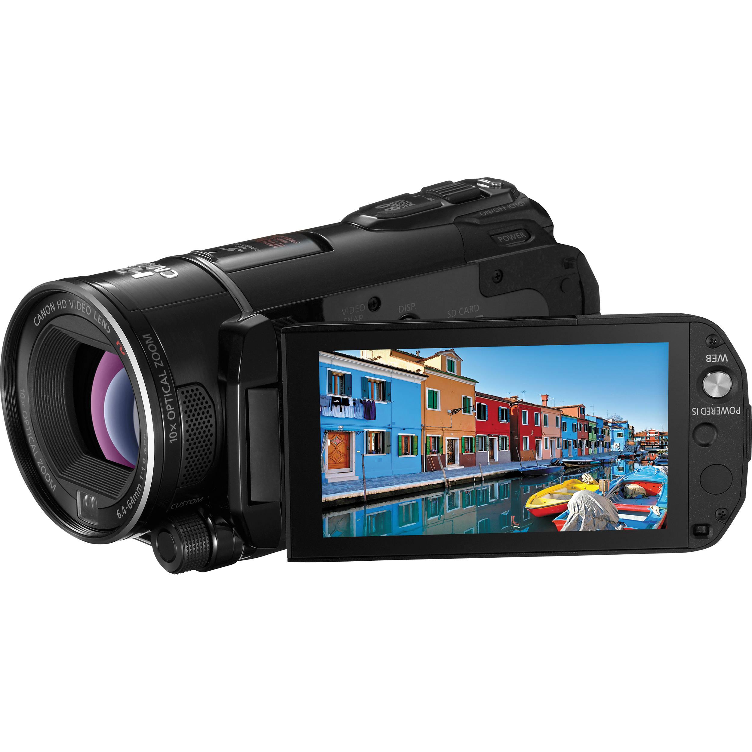 canon vixia hf s20 dual flash memory camcorder 4316b001 b h rh bhphotovideo com canon vixia hf s20 software download canon vixia hf s20 manual pdf