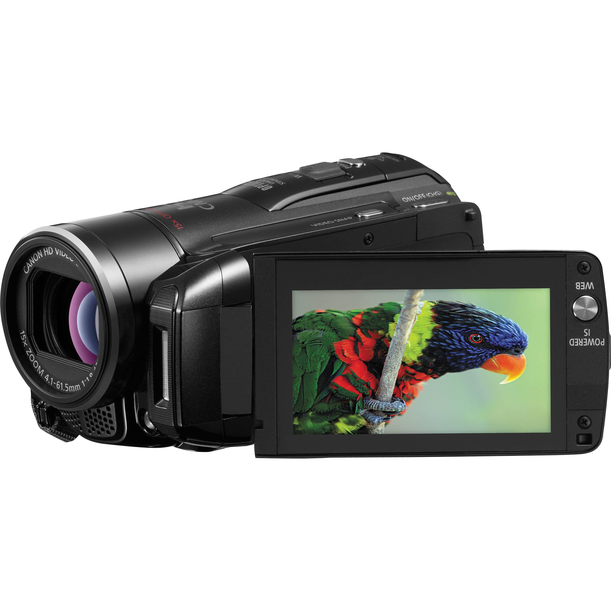 canon vixia hf m31 dual flash memory camcorder 4353b001 b h rh bhphotovideo com Canon VIXIA HF R100 Canon VIXIA HF R20