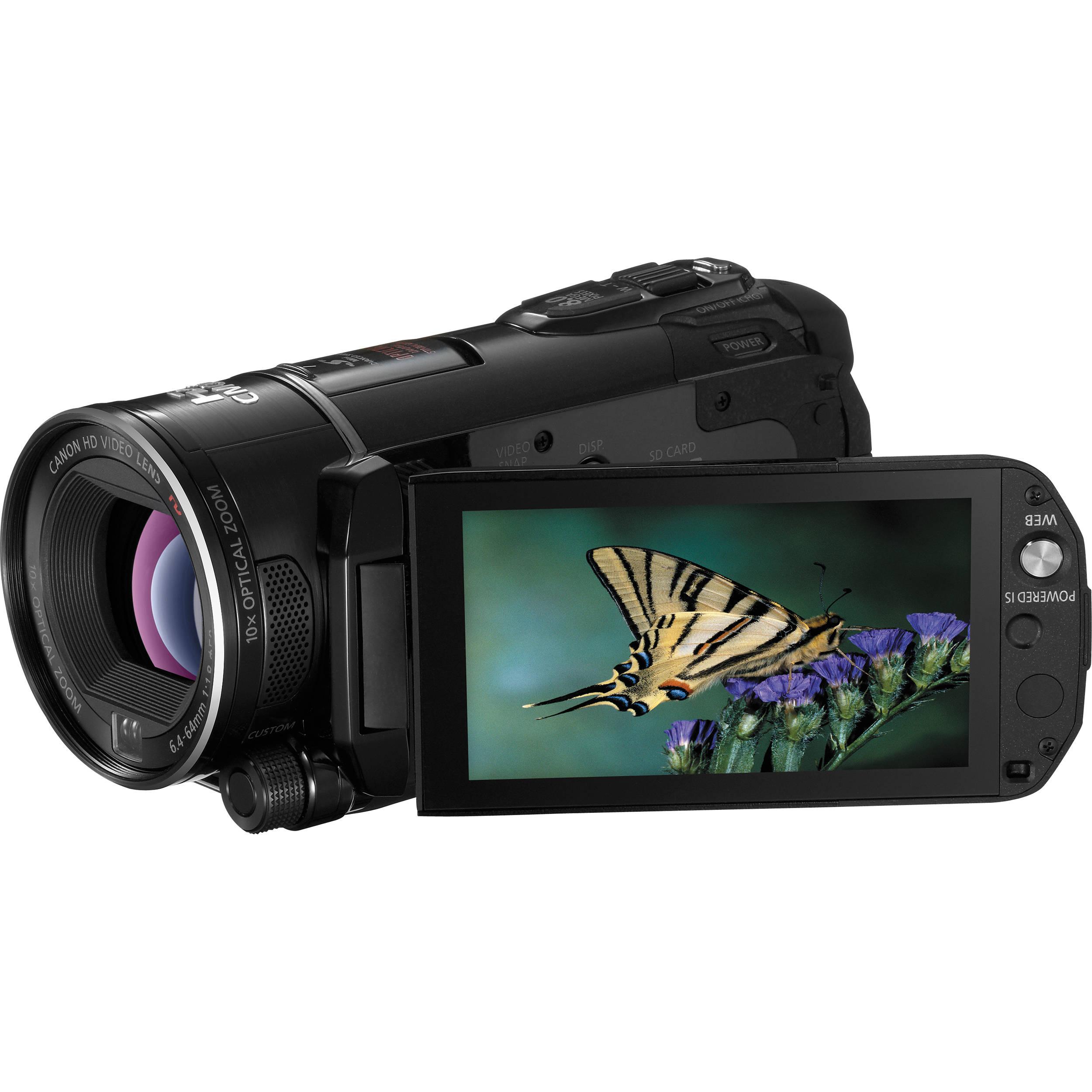 canon vixia hf s21 dual flash memory camcorder 4374b001 b h rh bhphotovideo com canon vixia hf21 manual pdf canon vixia hf21 software
