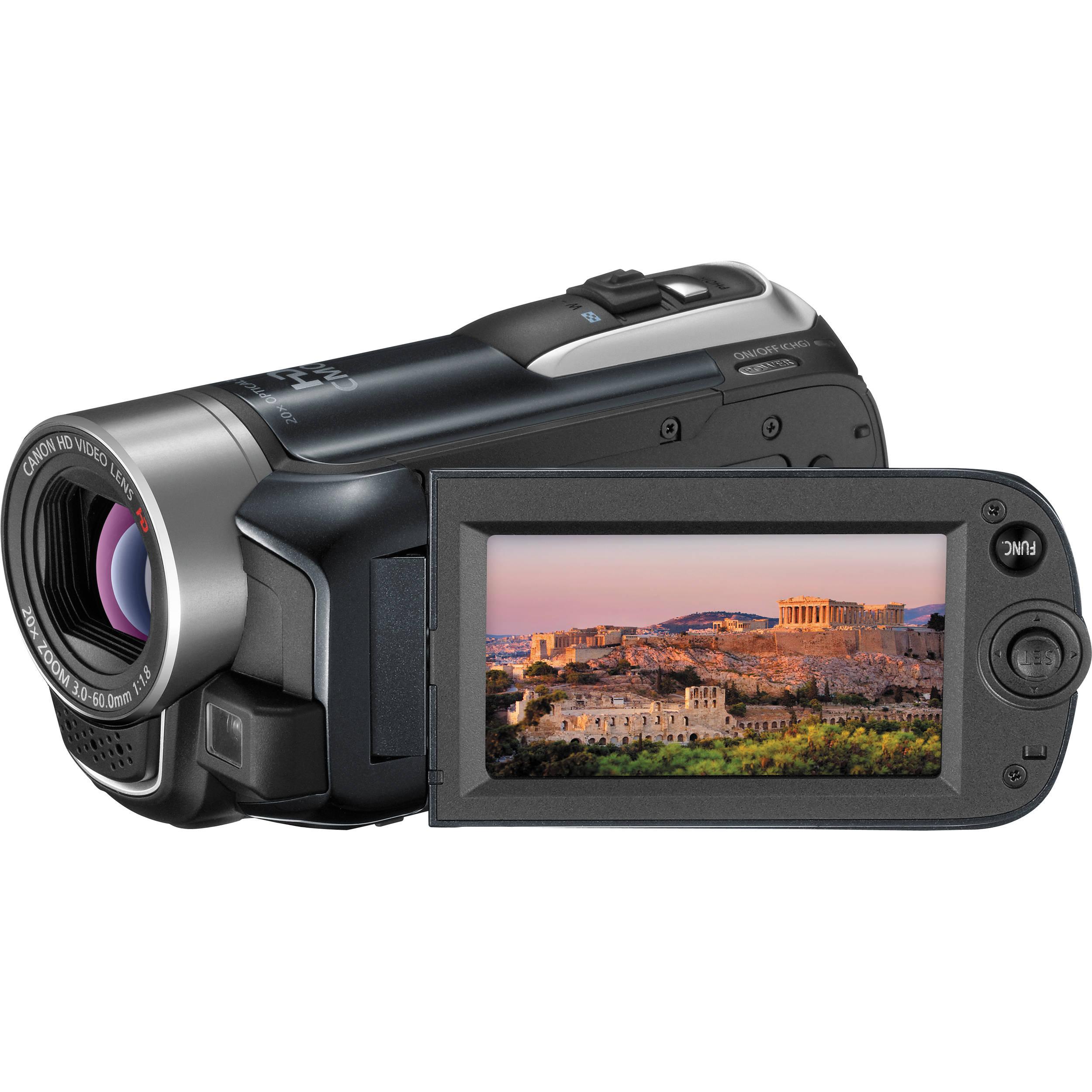 canon vixia hf r11 dual flash memory camcorder black 4383b001 rh bhphotovideo com Canon VIXIA HF R500 Canon VIXIA HF R500