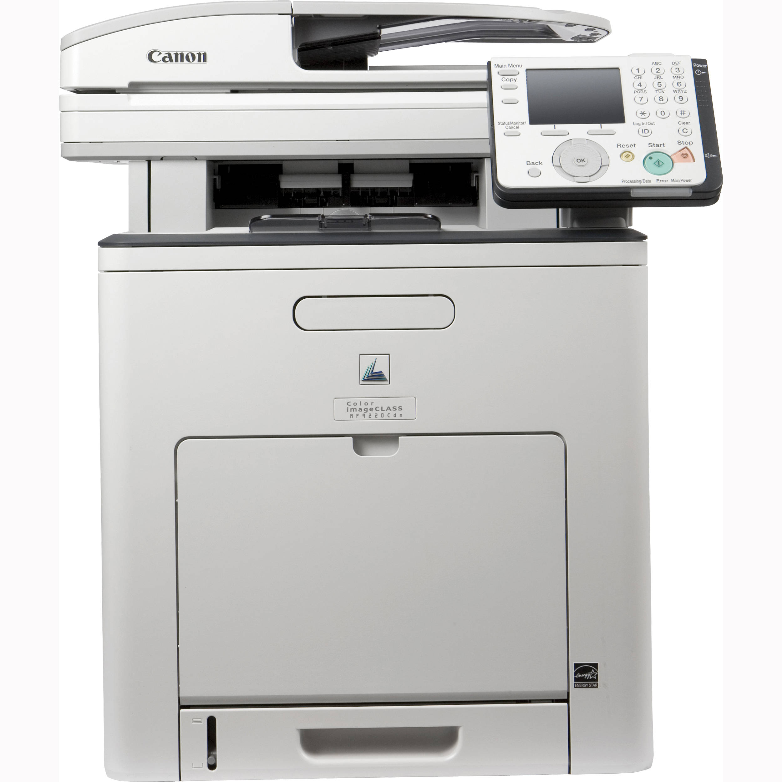 Canon Imagecl Mf9220cdn Network Color All In One Laser Printer