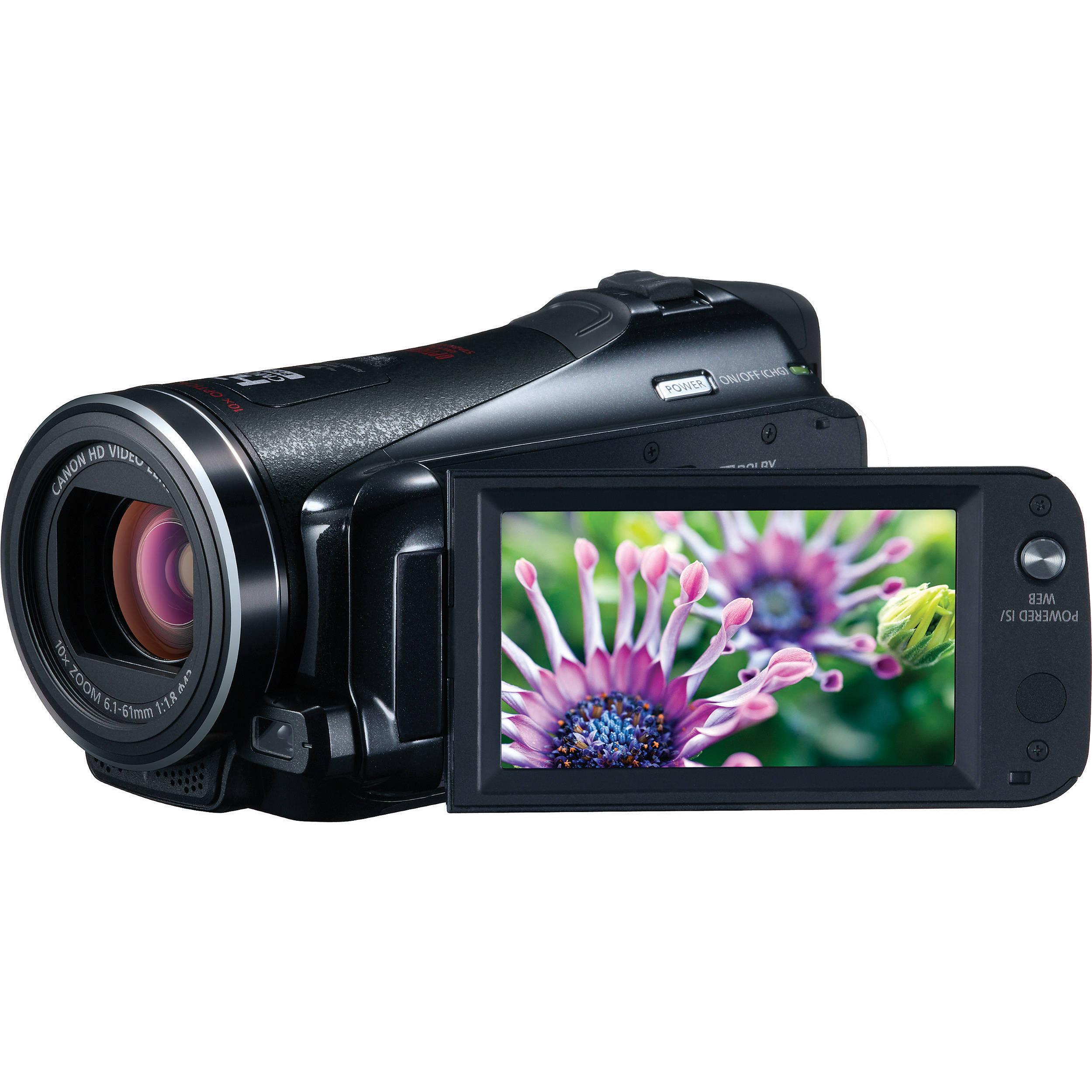canon vixia hf m41 flash memory camcorder 5116b003 b h photo rh  bhphotovideo com canon vixia hfm41 manual pdf Canon Vixia HF10
