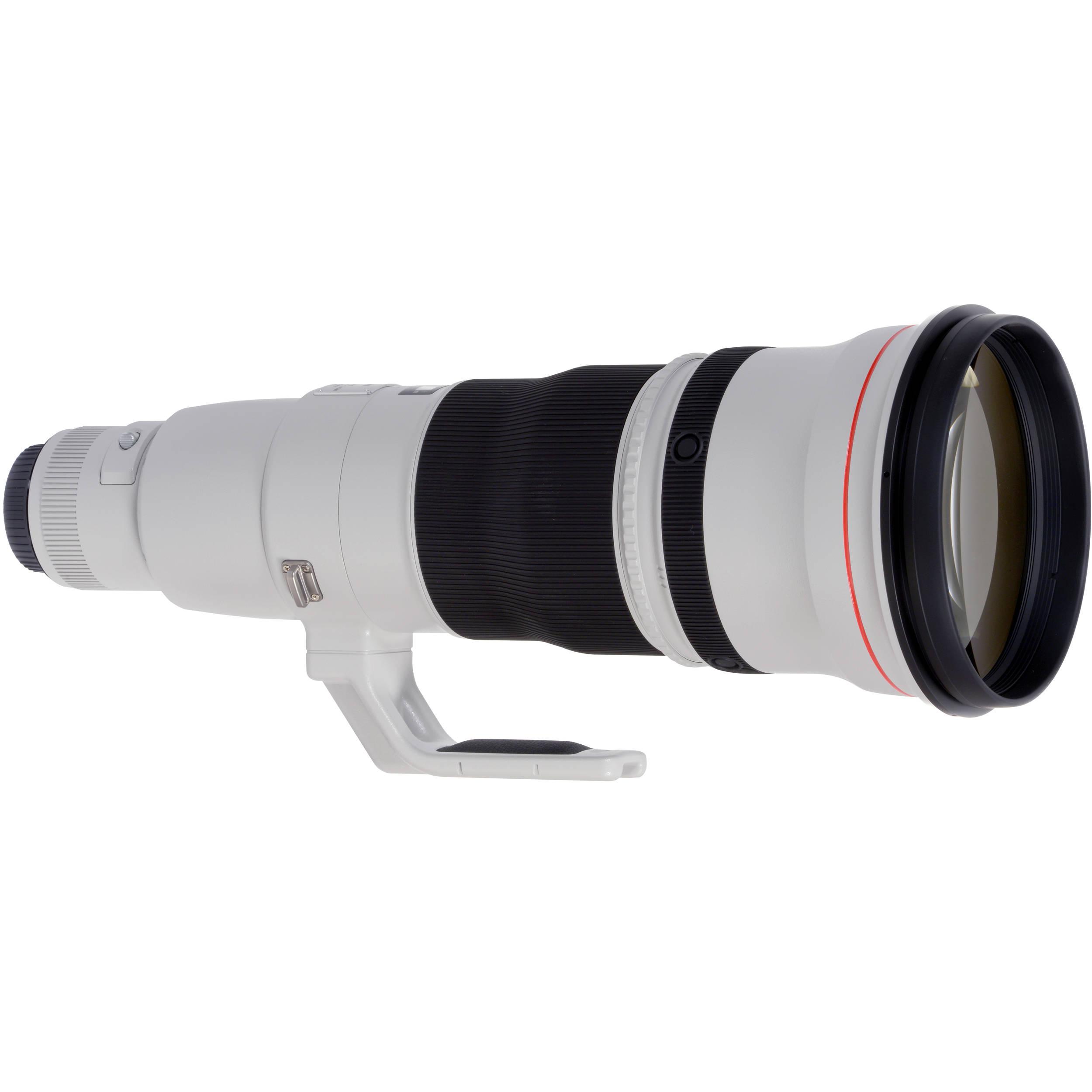 e48e00f313c8 Canon EF 600mm f 4L IS II USM Lens 5125B002 B H Photo Video